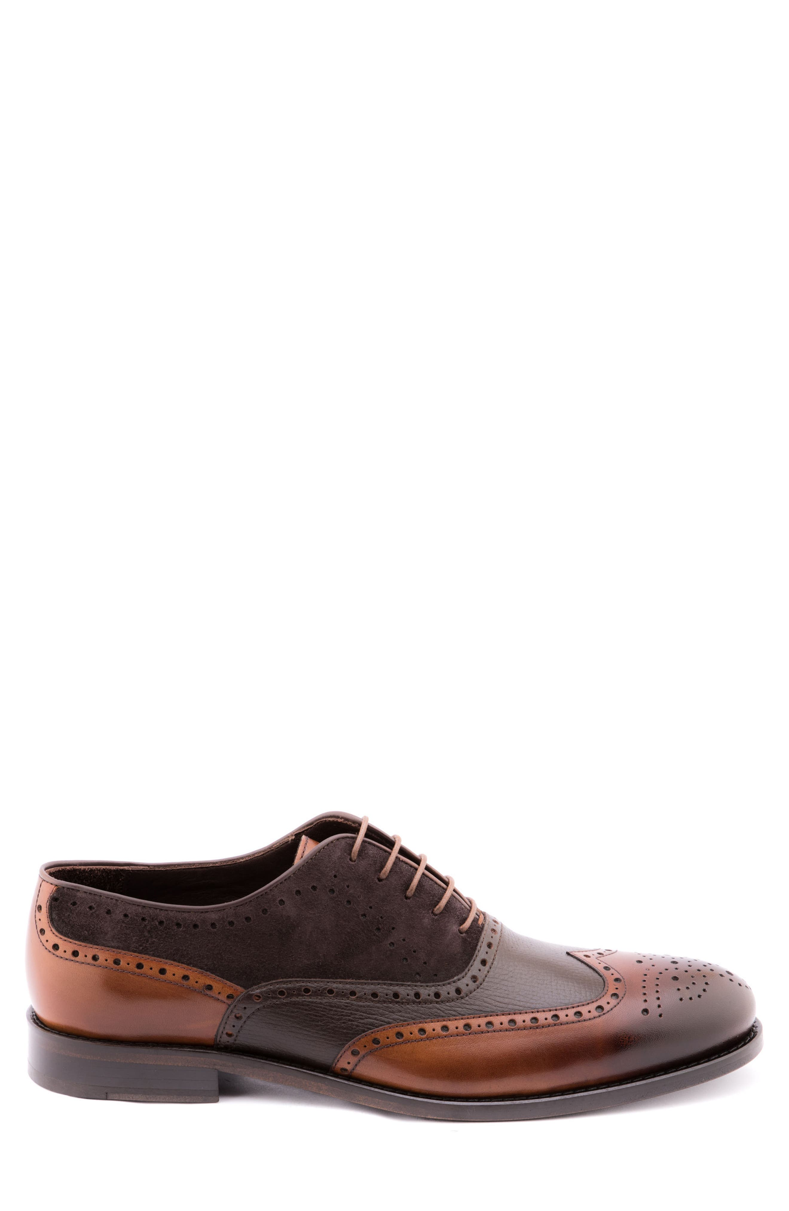 Sammy Wingtip,                             Alternate thumbnail 3, color,                             BROWN