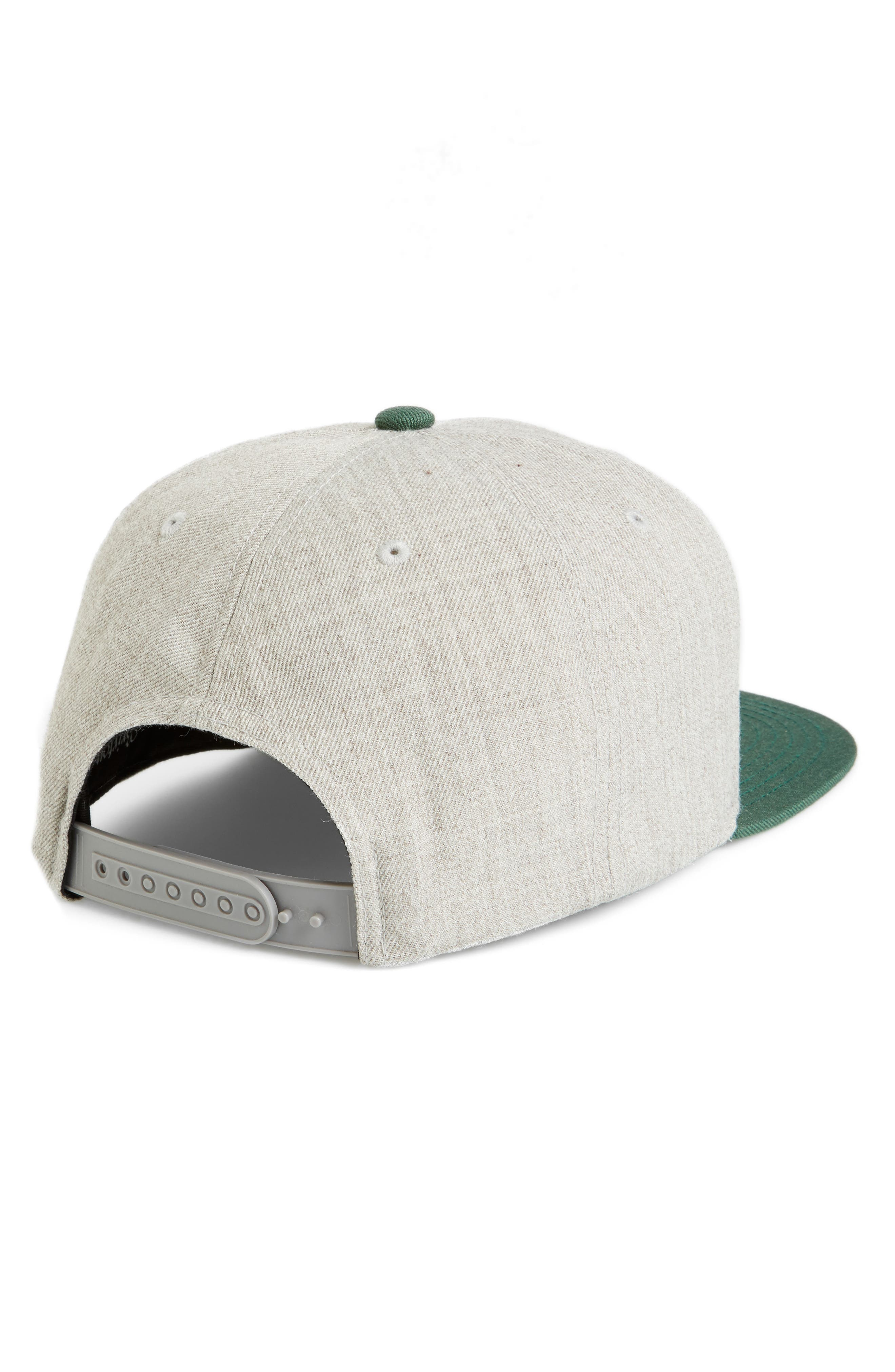 Rival Snapback Baseball Cap,                             Alternate thumbnail 2, color,                             050