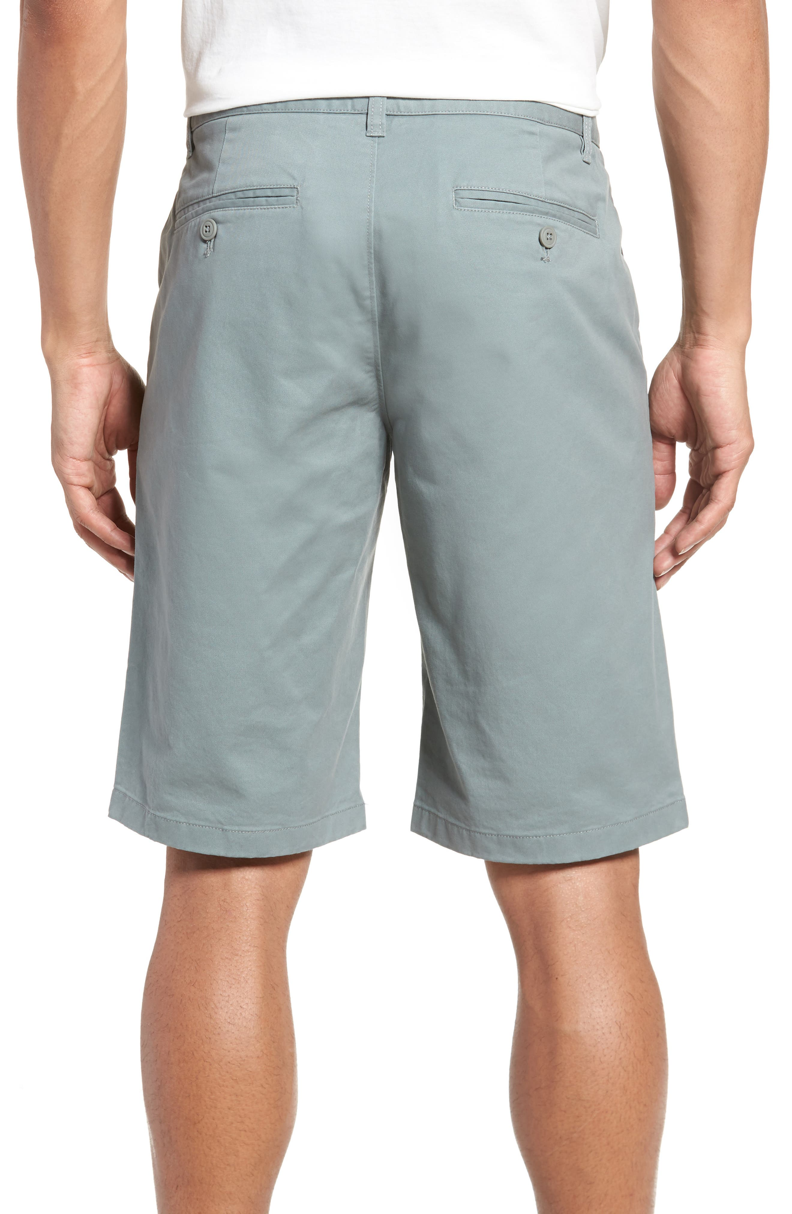 Stretch Washed Chino 11-Inch Shorts,                             Alternate thumbnail 24, color,