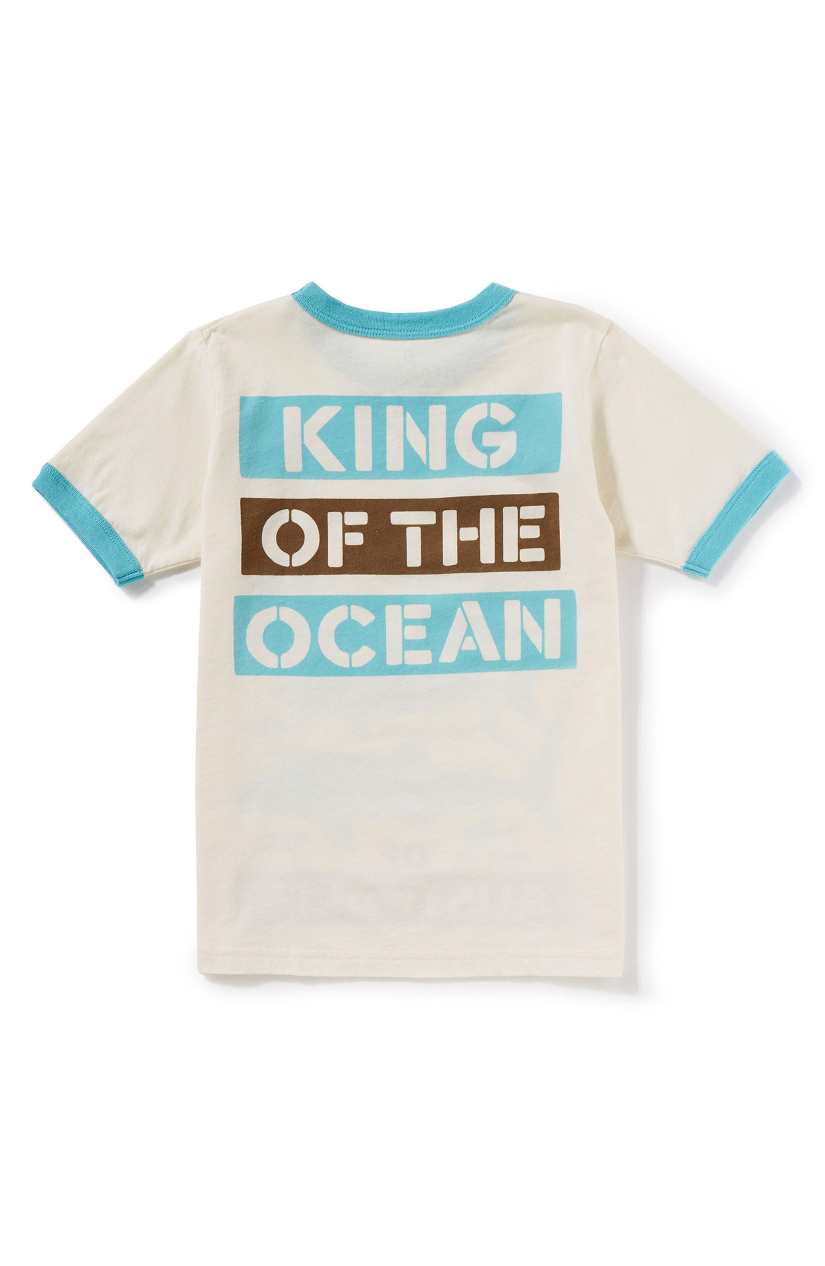 PEEK AREN'T YOU CURIOUS,                             Peek Shark Graphic T-Shirt,                             Alternate thumbnail 2, color,                             900