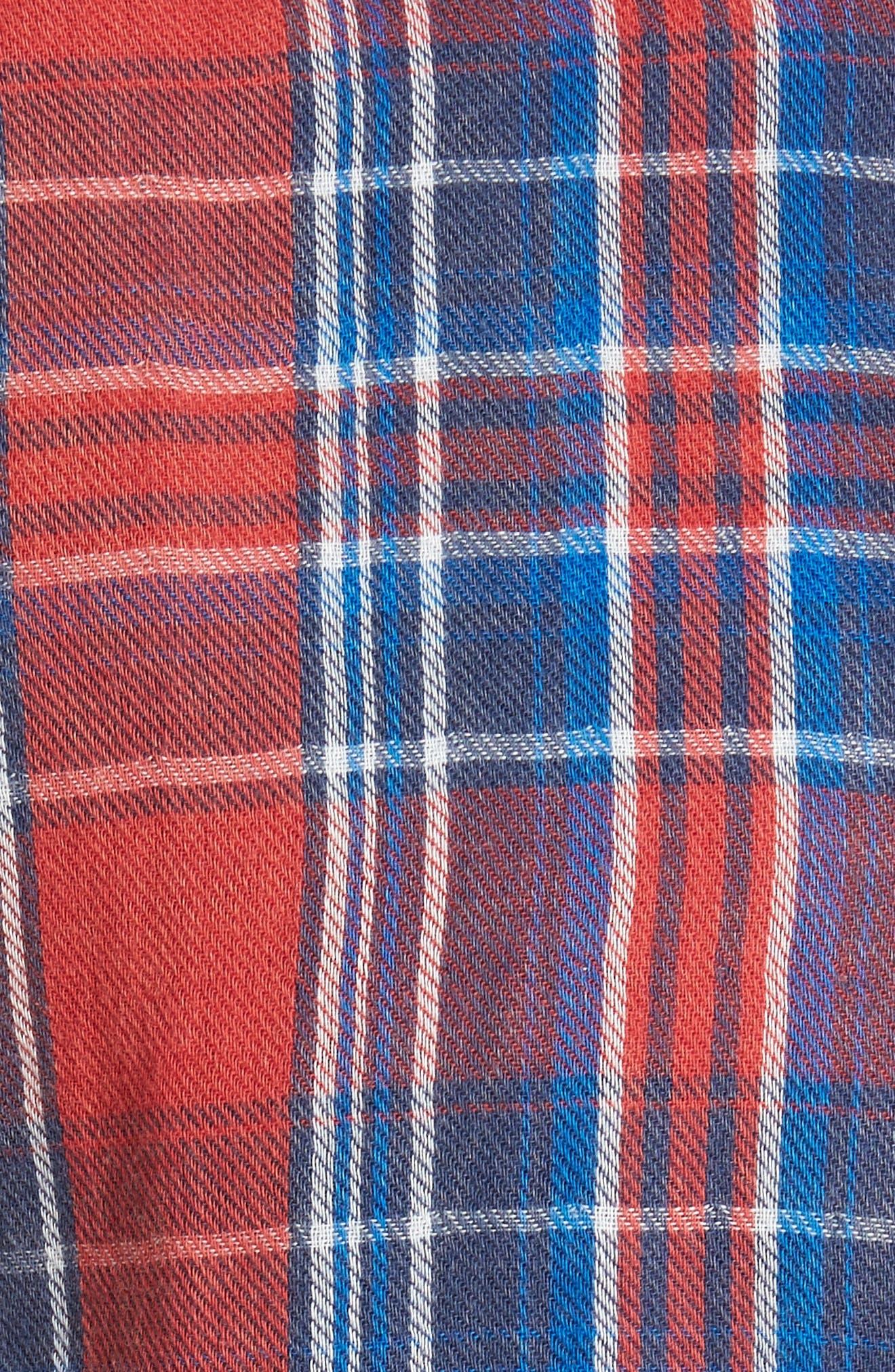 Plaid Sport Shirt,                             Alternate thumbnail 5, color,                             620