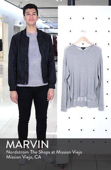 Heron Mesh Back Sweatshirt, sales video thumbnail