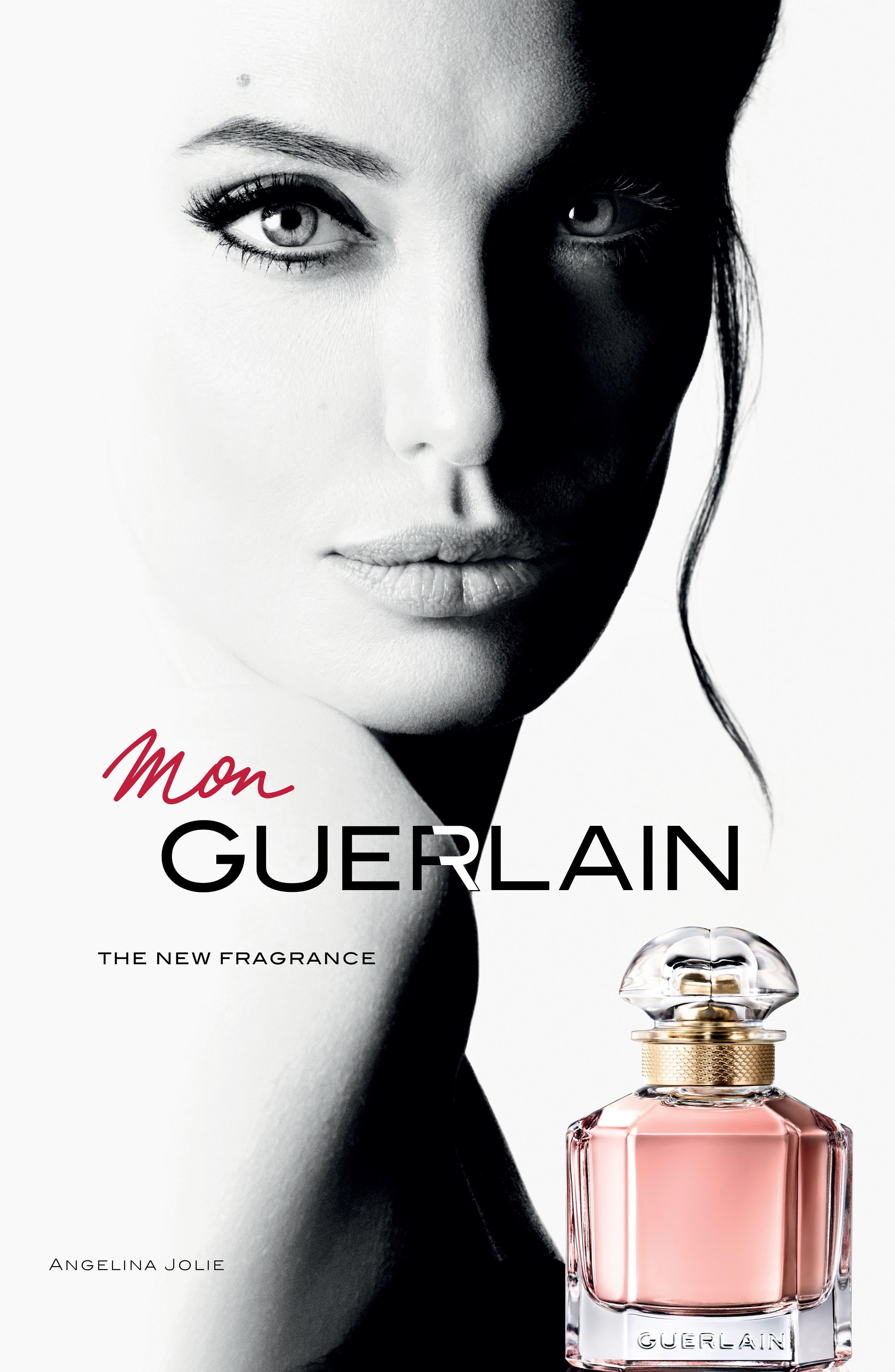 Mon Guerlain Eau de Parfum,                             Alternate thumbnail 4, color,                             NO COLOR