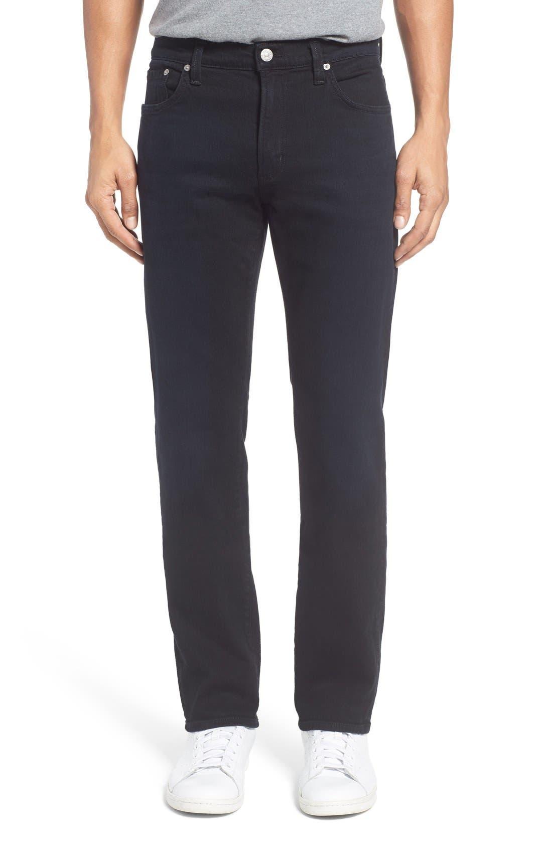 Gage Slim Straight Leg Jeans,                             Main thumbnail 1, color,                             HARRISON