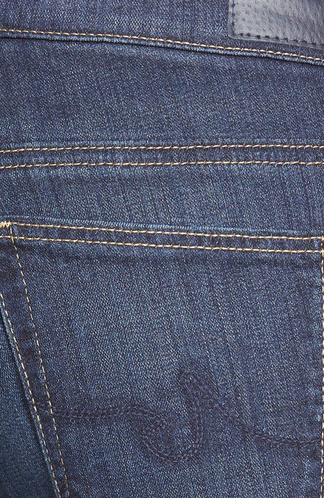 'The Stilt' Cigarette Skinny Jeans,                             Alternate thumbnail 18, color,