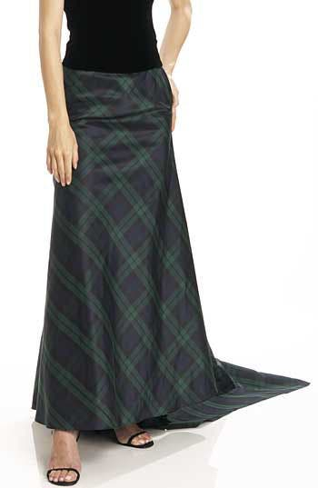 Lauren By Ralph Lauren Plaid Ball Skirt Nordstrom