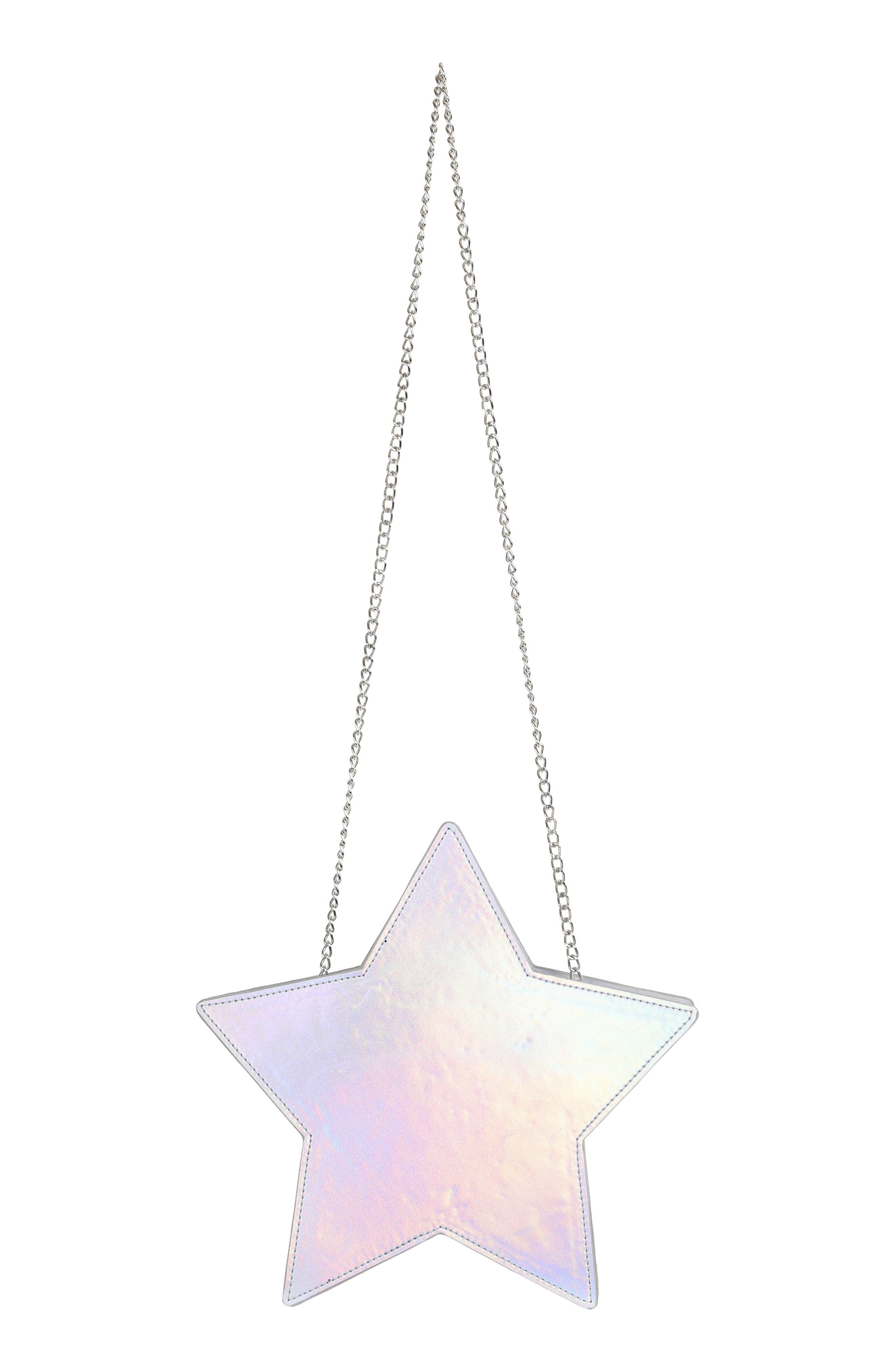 Silver Star Shoulder Bag,                             Alternate thumbnail 2, color,                             040