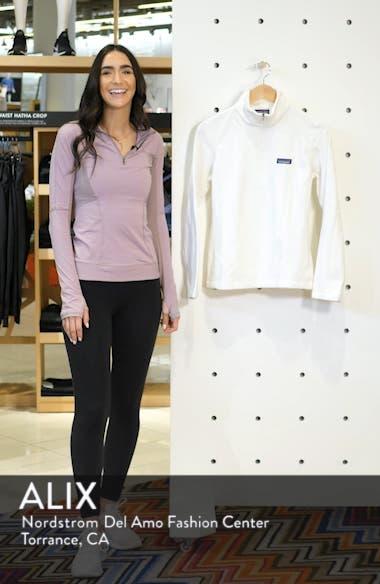 Micro D<sup>®</sup> Quarter-Zip Fleece Pullover, sales video thumbnail