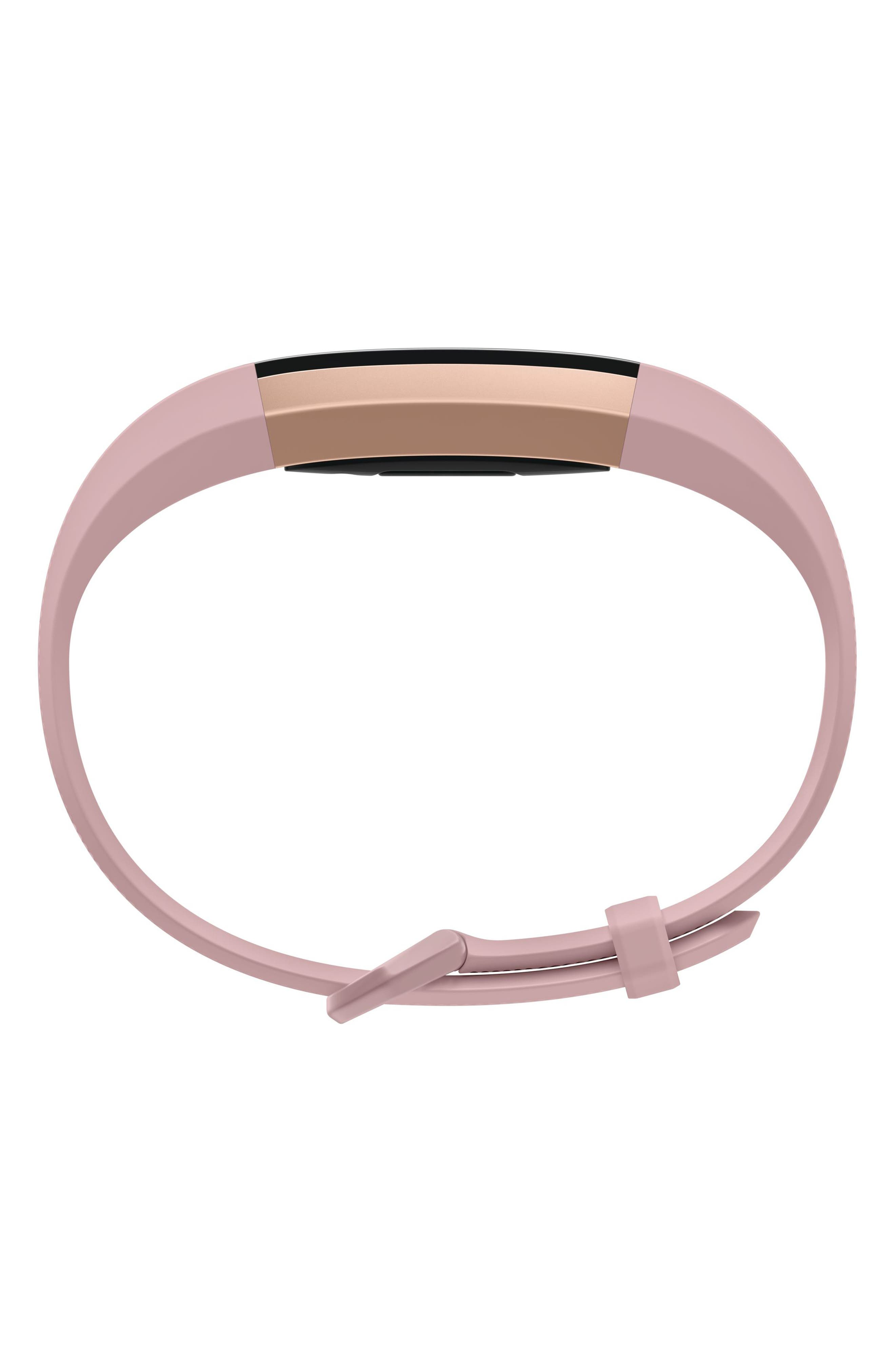 Special Edition Alta HR Wireless Heart Rate and Fitness Tracker,                             Alternate thumbnail 3, color,                             PINK ROSE GOLD
