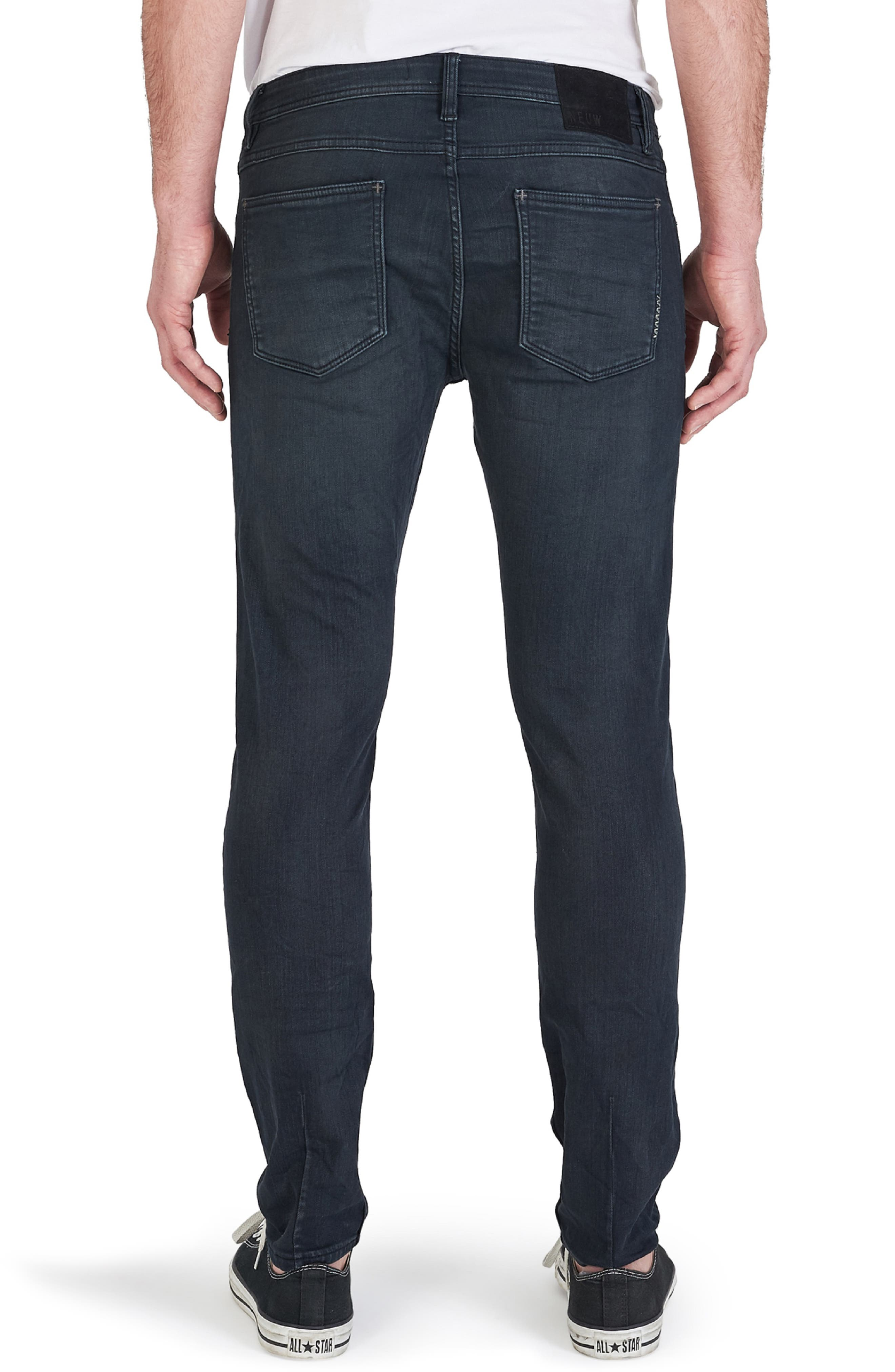 Iggy Skinny Fit Jeans,                             Alternate thumbnail 2, color,                             DUST