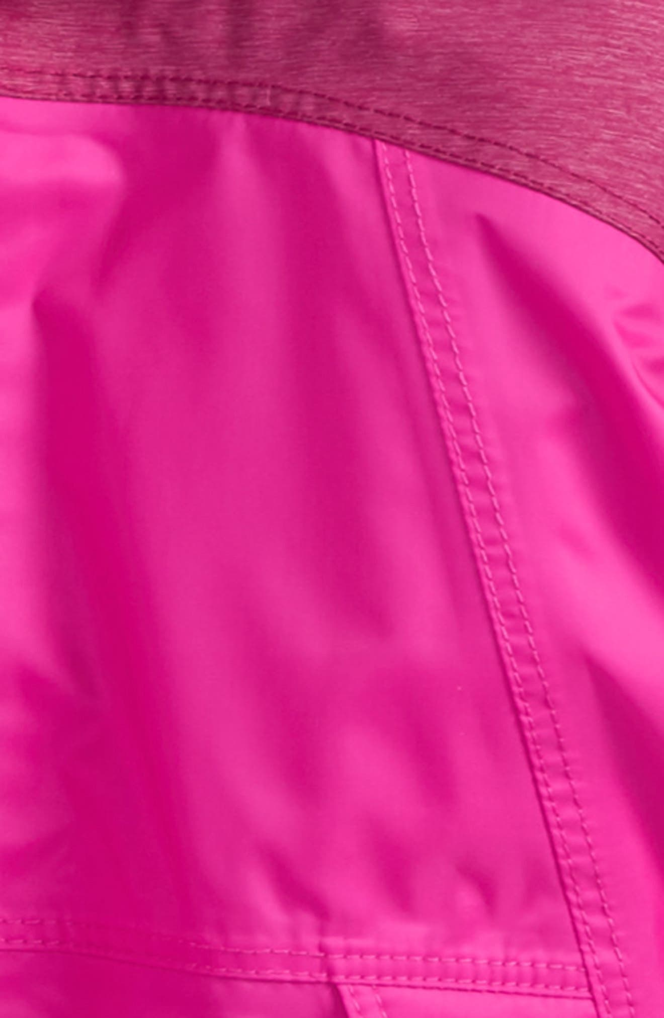Warm Storm Waterproof Jacket,                             Alternate thumbnail 2, color,                             DRAMATIC PLUM HEATHER