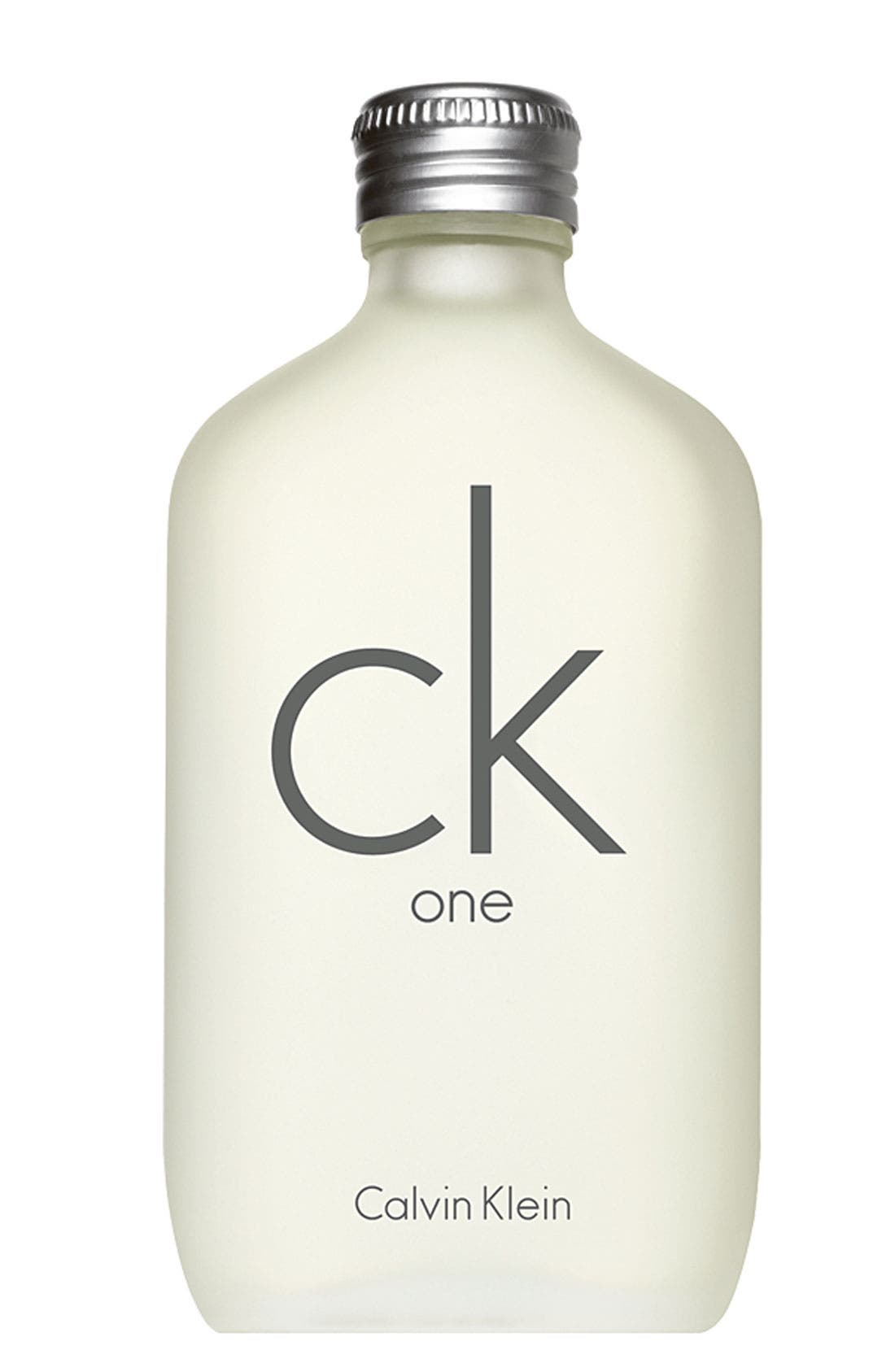 ck one by Calvin Klein Eau de Toilette,                         Main,                         color, 000