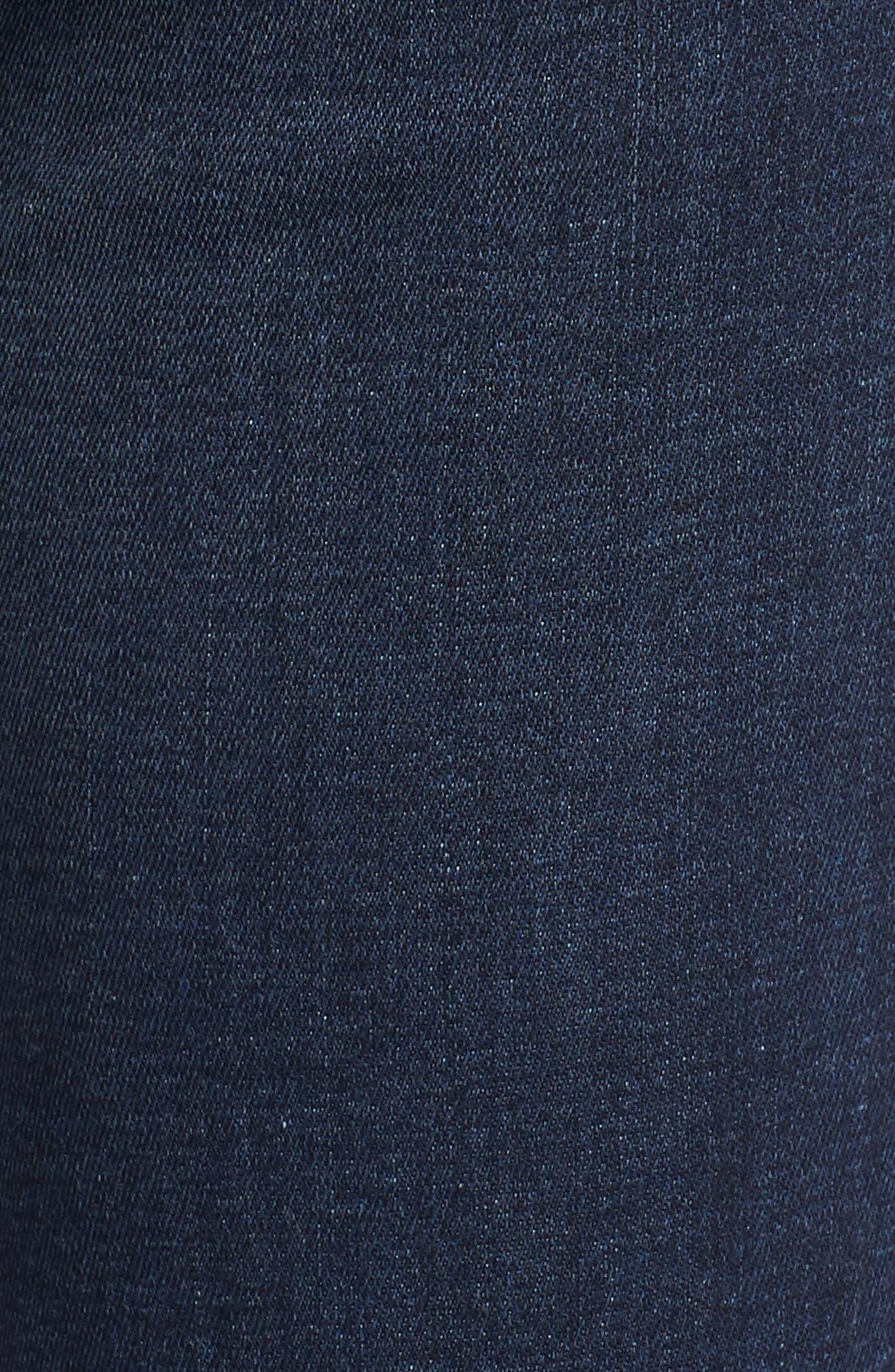 Florence Instasculpt Ankle Skinny Jeans,                             Alternate thumbnail 6, color,                             425