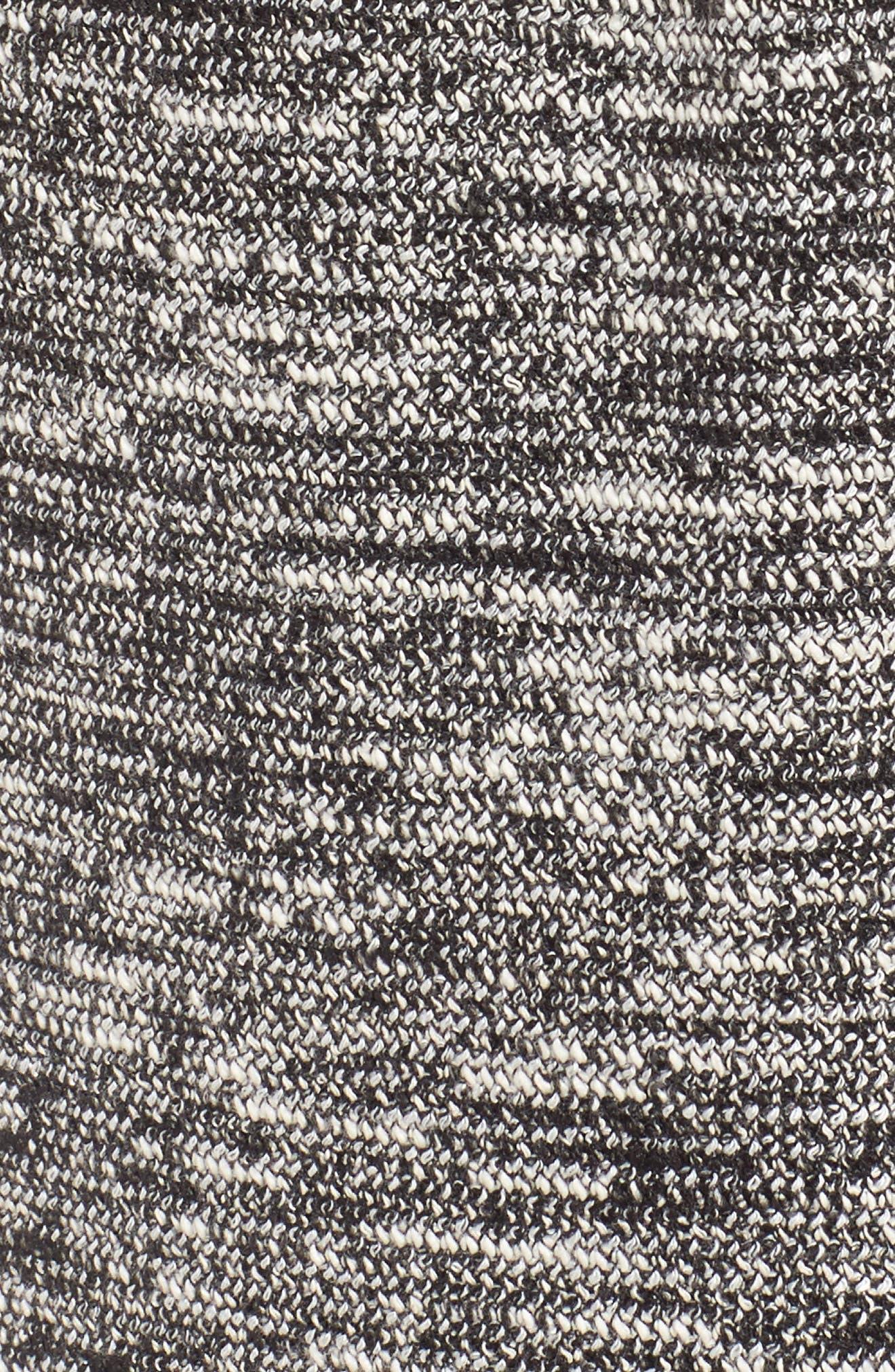 Wide Leg Tweed Pants,                             Alternate thumbnail 6, color,