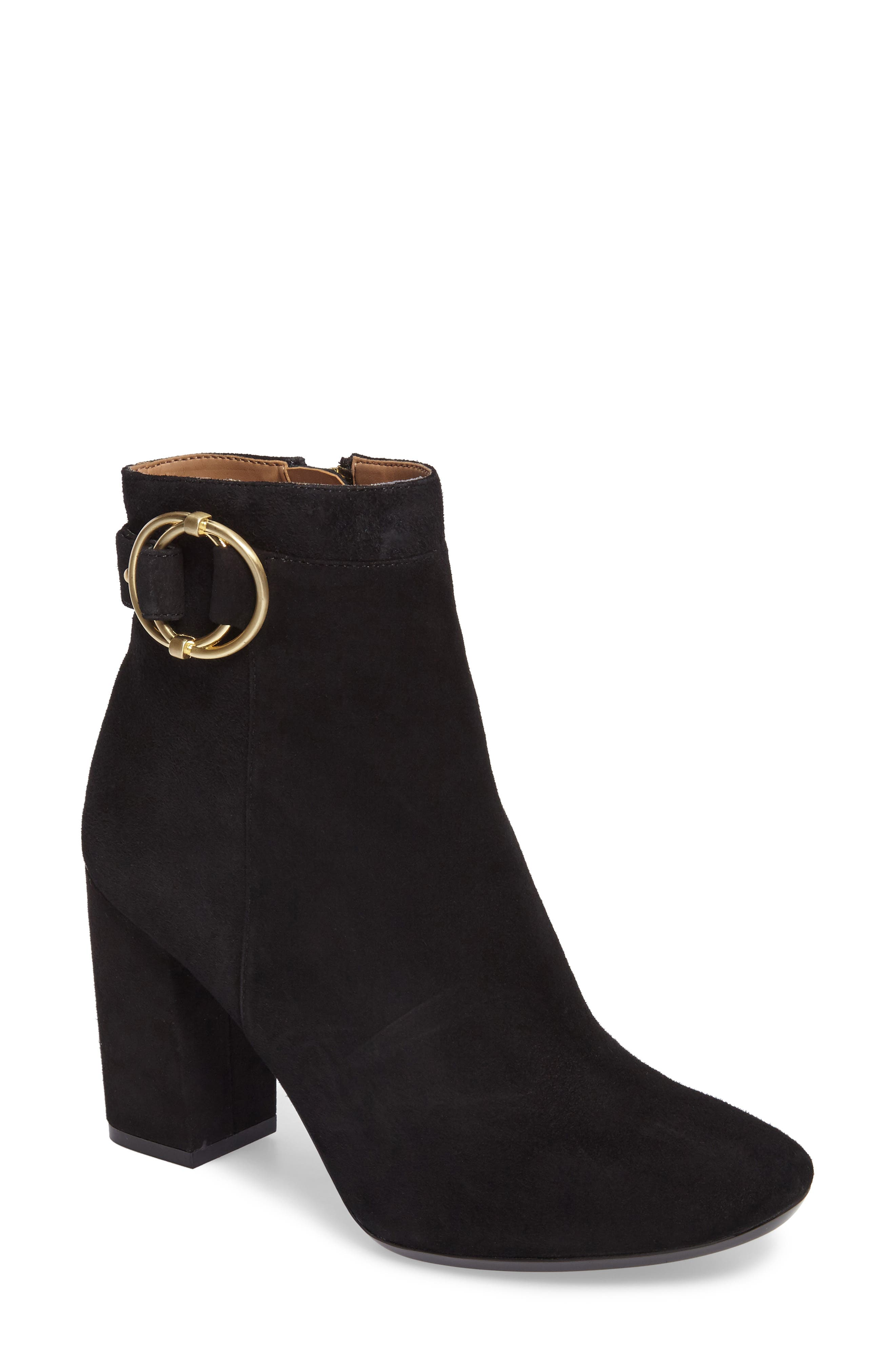 Cedrica Bootie,                         Main,                         color, 001