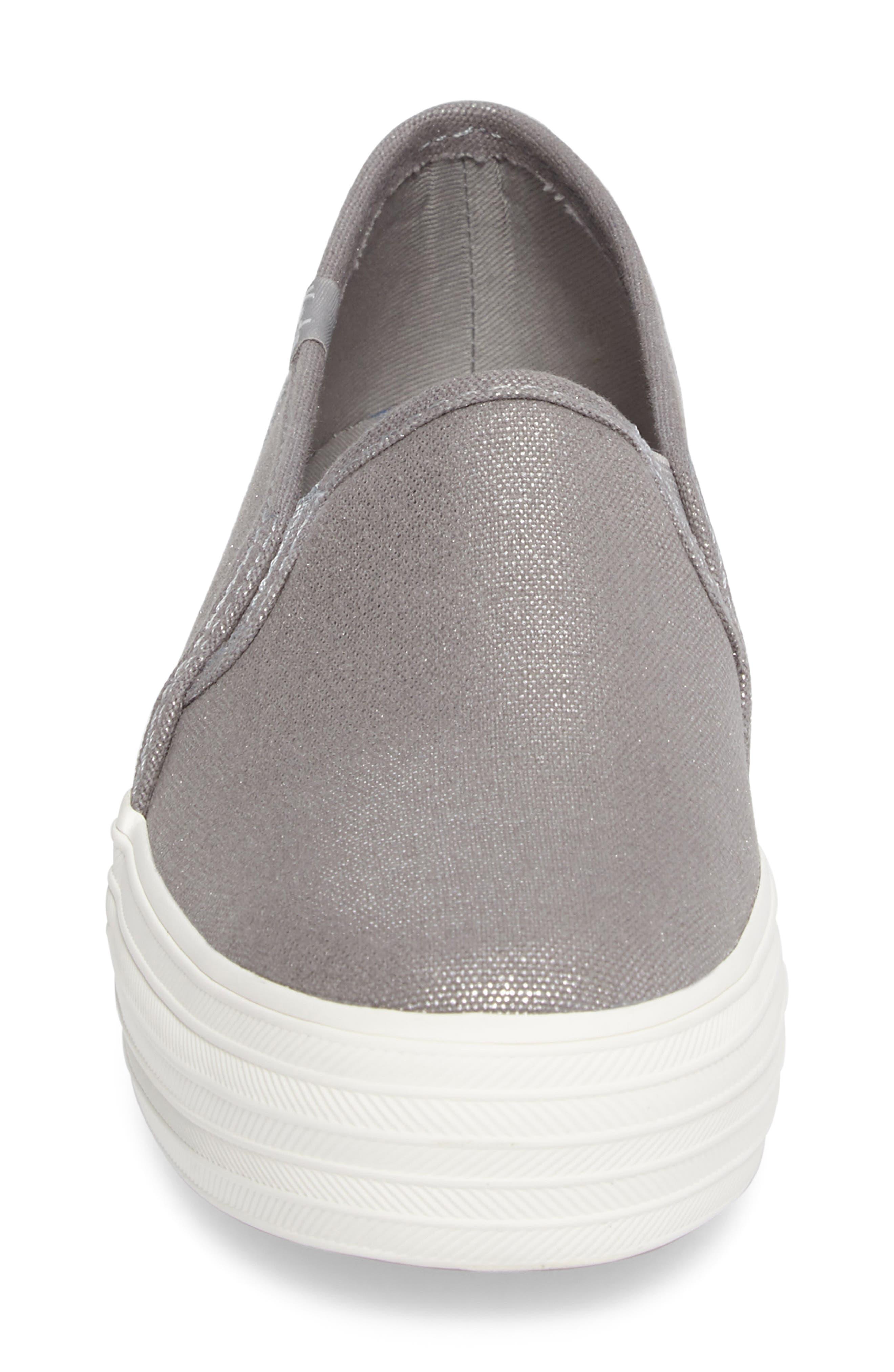 Triple Decker Slip-On Platform Sneaker,                             Alternate thumbnail 31, color,