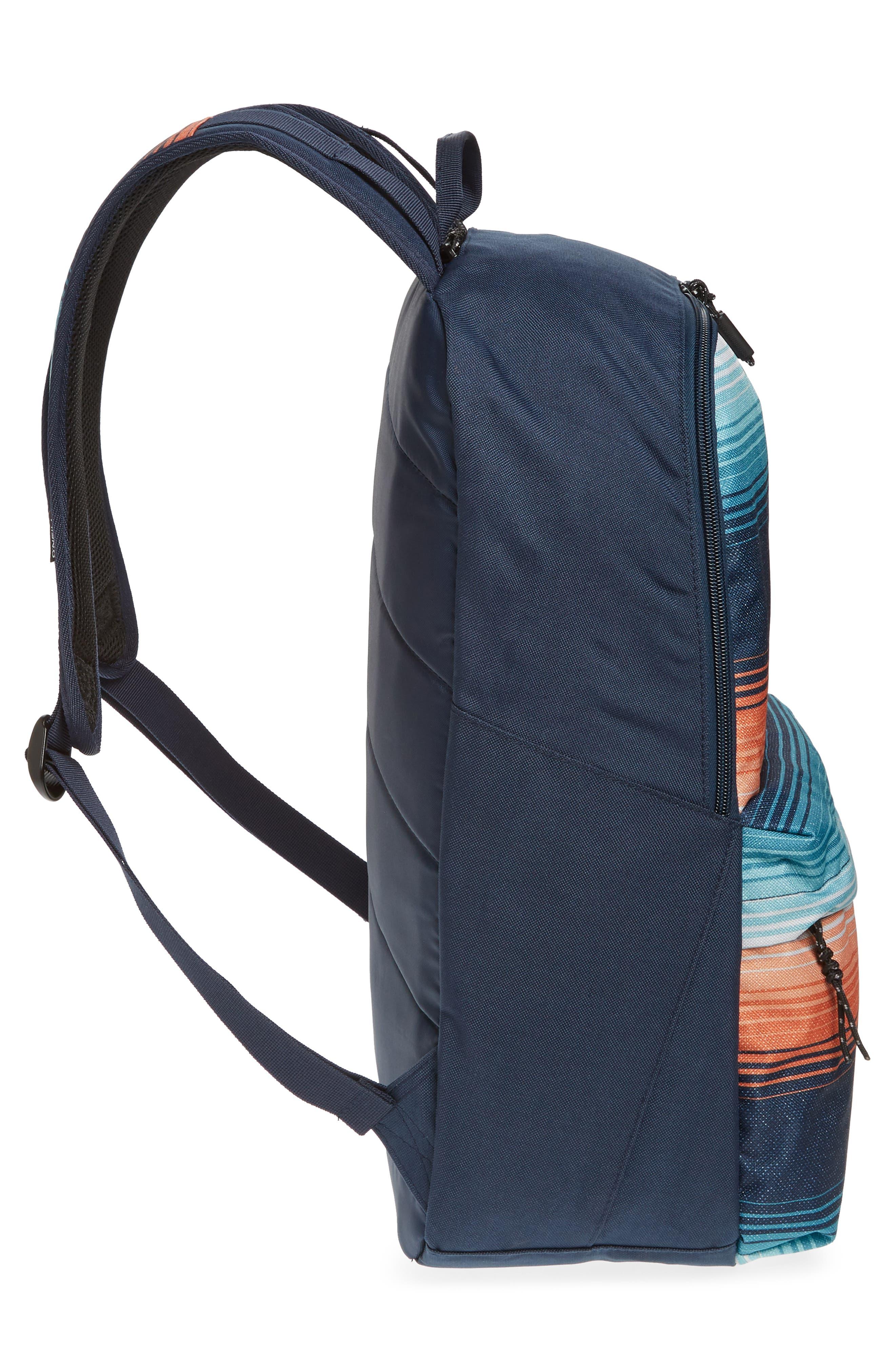 Transfer Backpack,                             Alternate thumbnail 5, color,                             NAVY