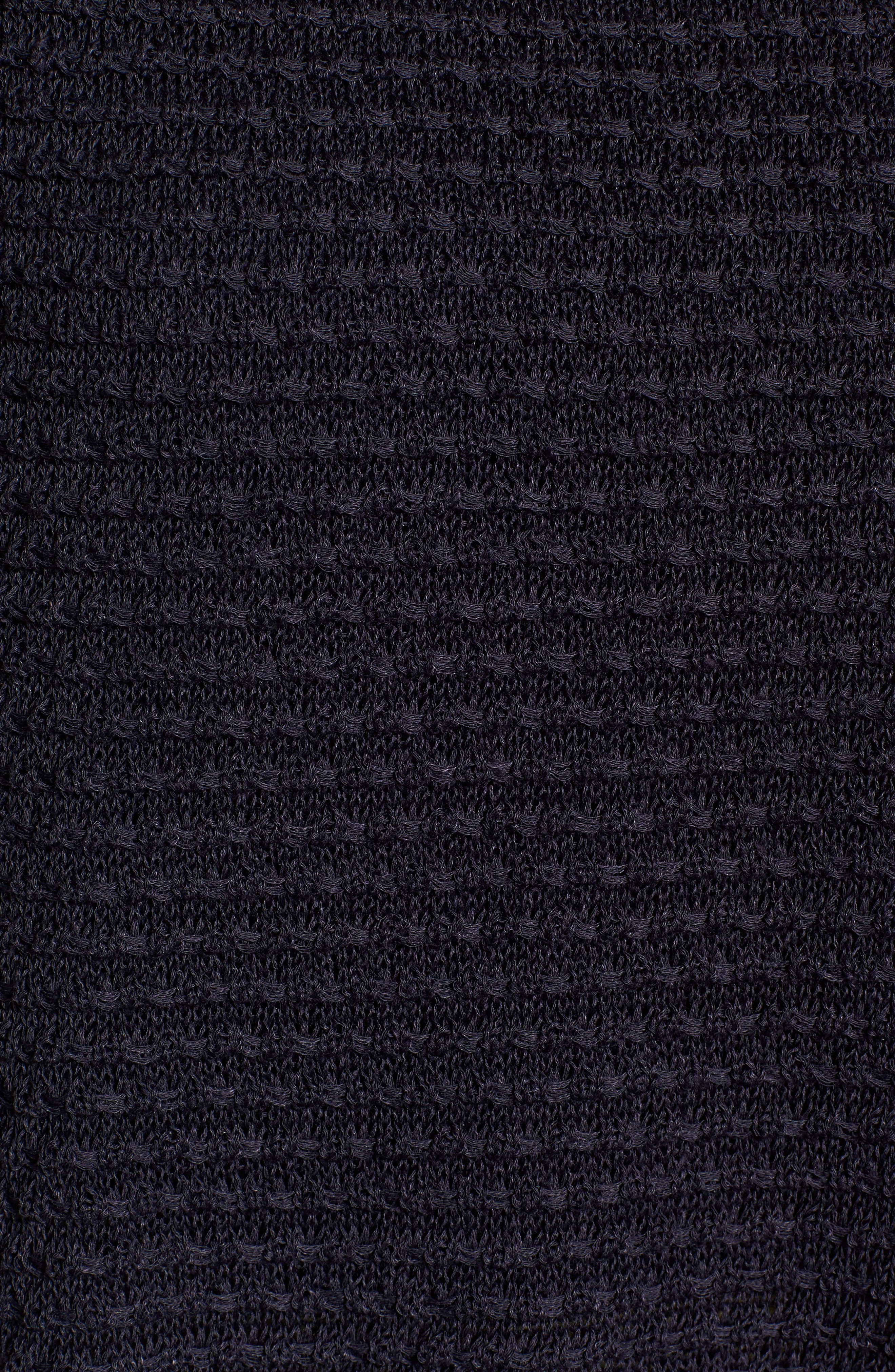 Mixed Stitch Sweater,                             Alternate thumbnail 5, color,                             410