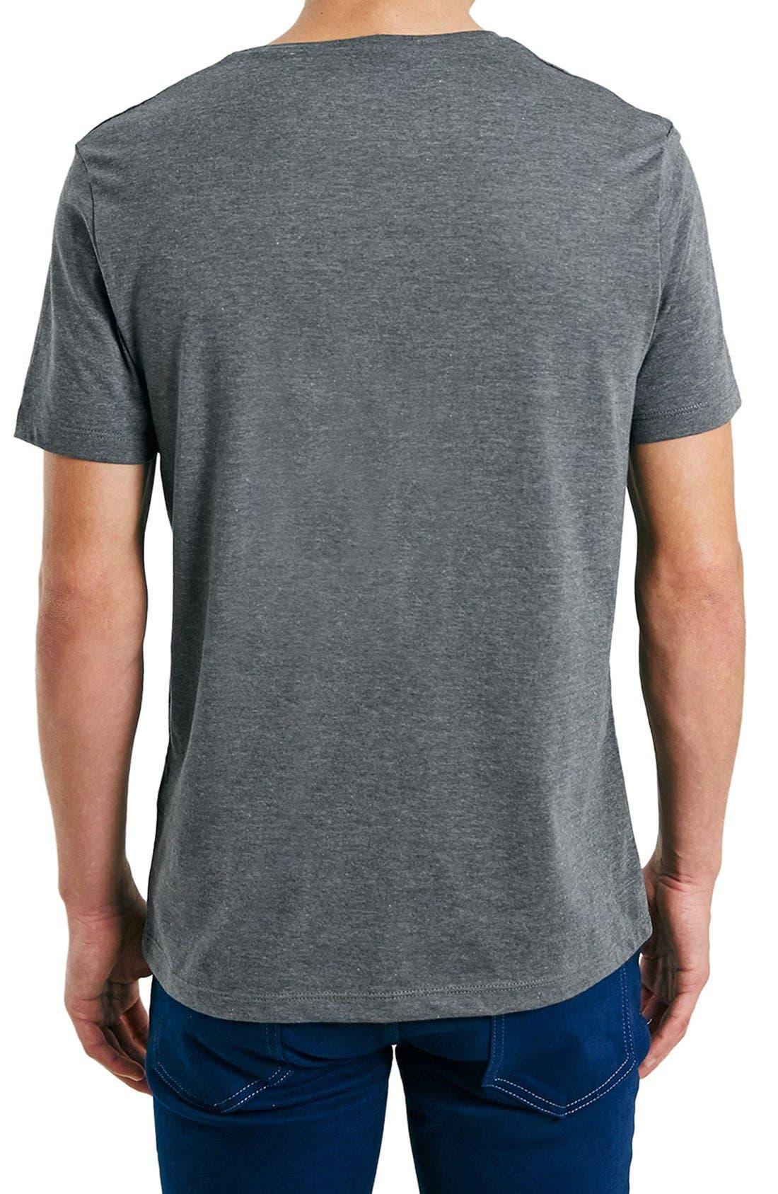 Slim Fit Crewneck T-Shirt,                             Alternate thumbnail 322, color,