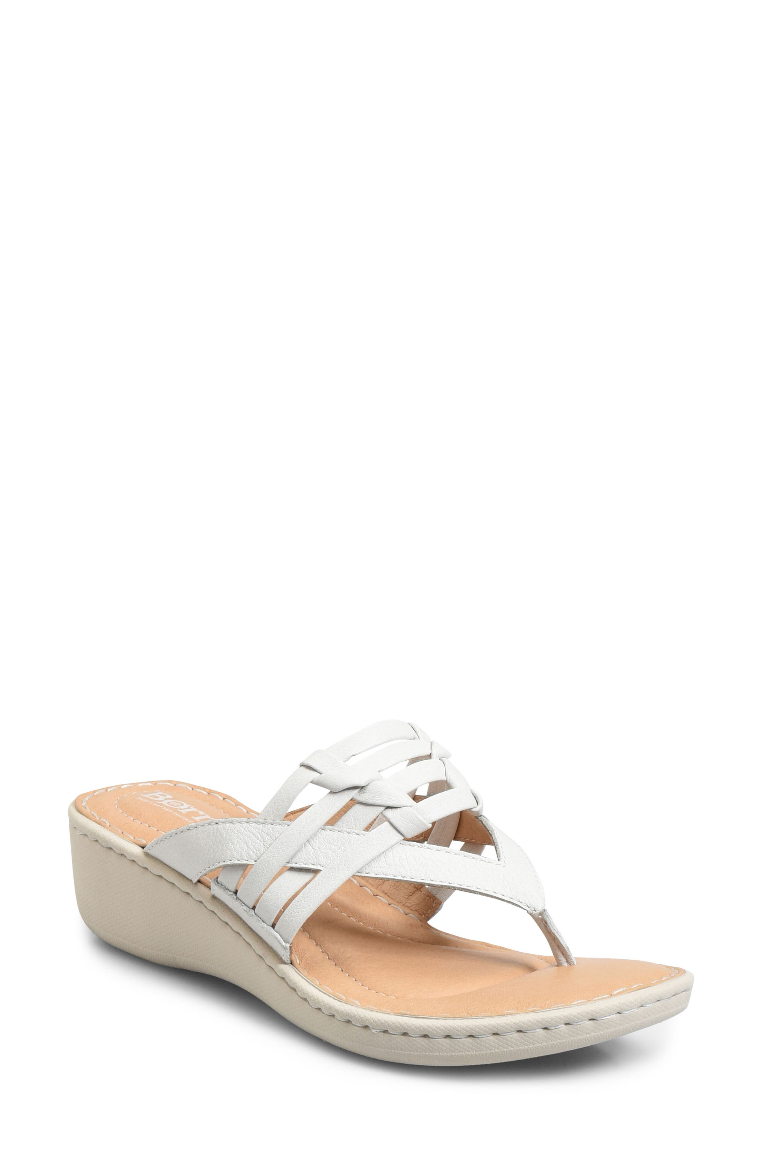 Tansey Wedge Sandal,                         Main,                         color, 100