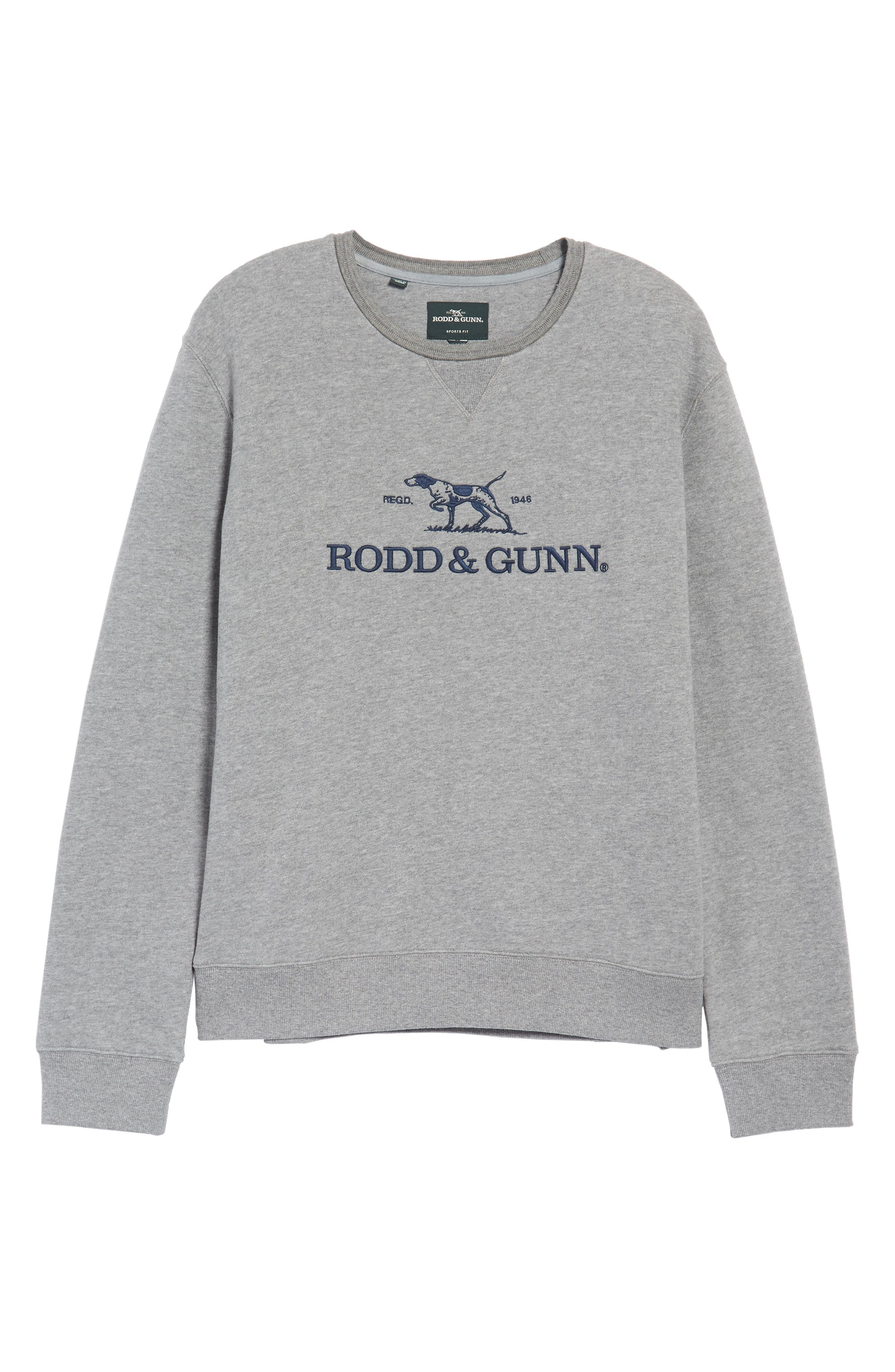 Auckland Logo Embroidered Sweatshirt,                             Alternate thumbnail 17, color,