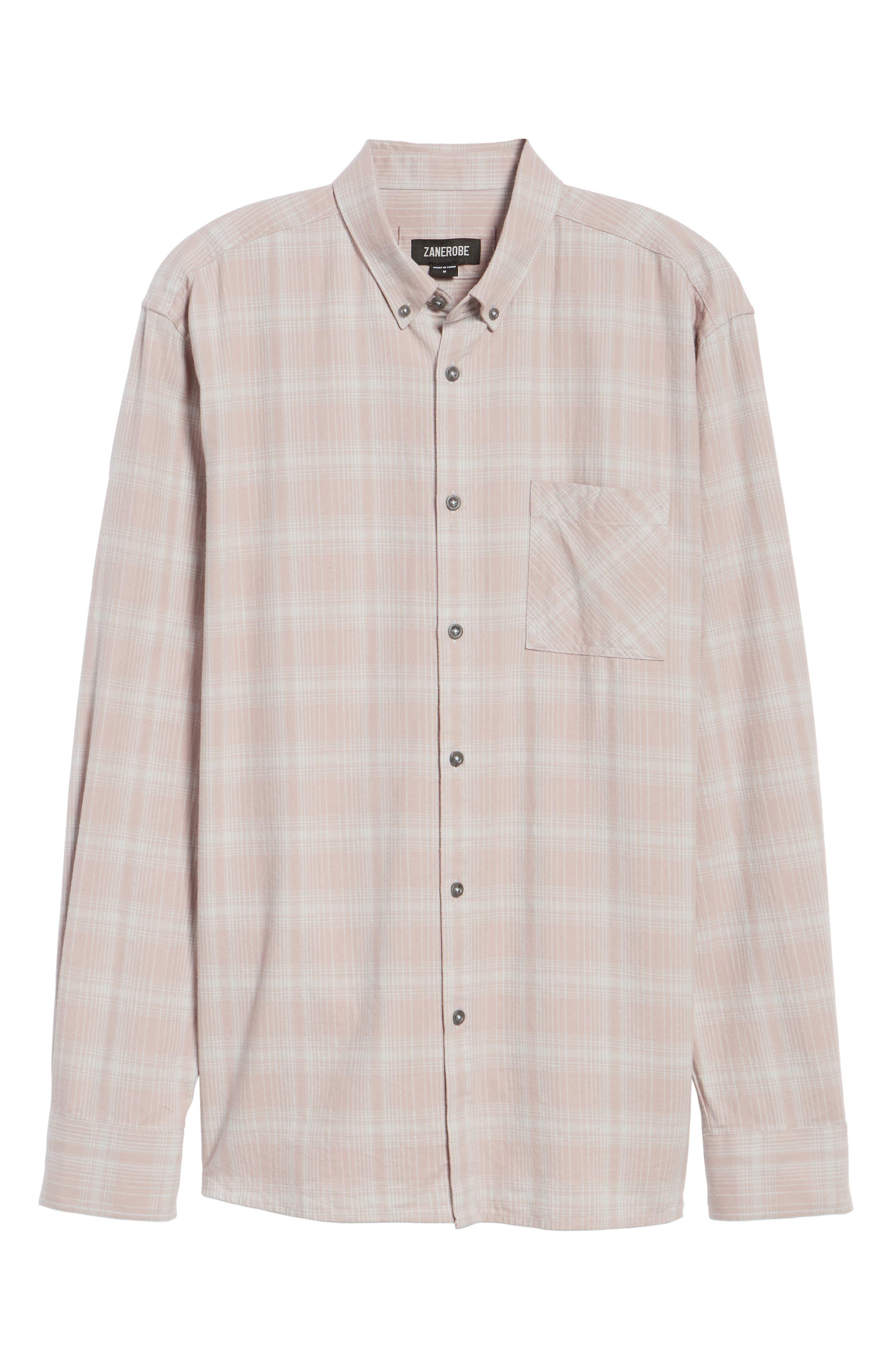 Flannel Box Shirt,                             Alternate thumbnail 11, color,