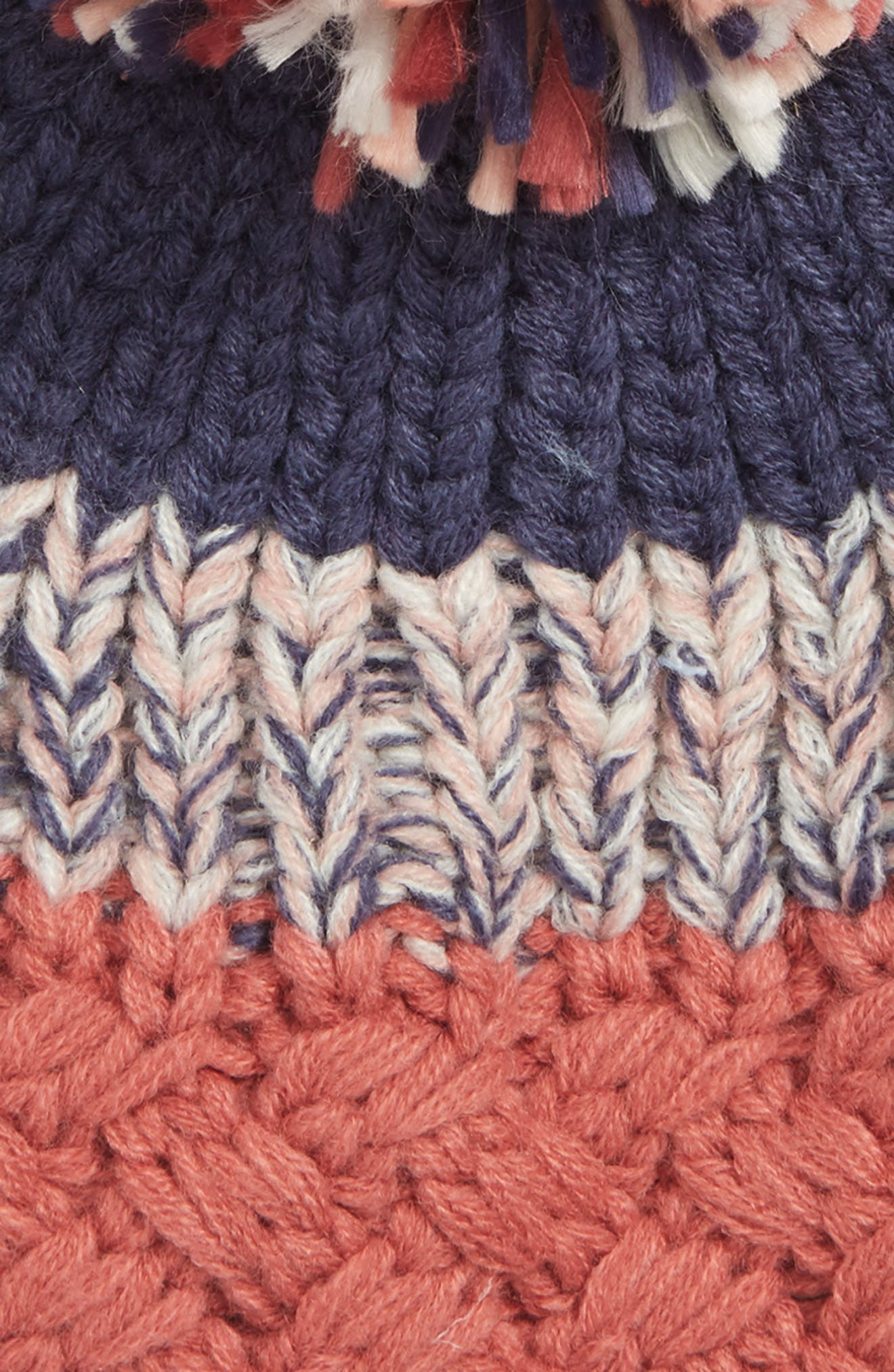 Hailey Knit Beanie,                             Alternate thumbnail 2, color,                             657