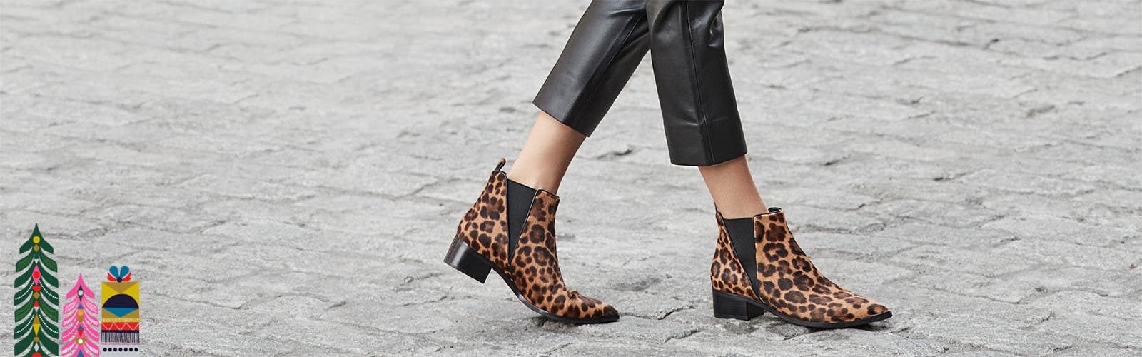 Put your best foot forward in women's boots and booties.