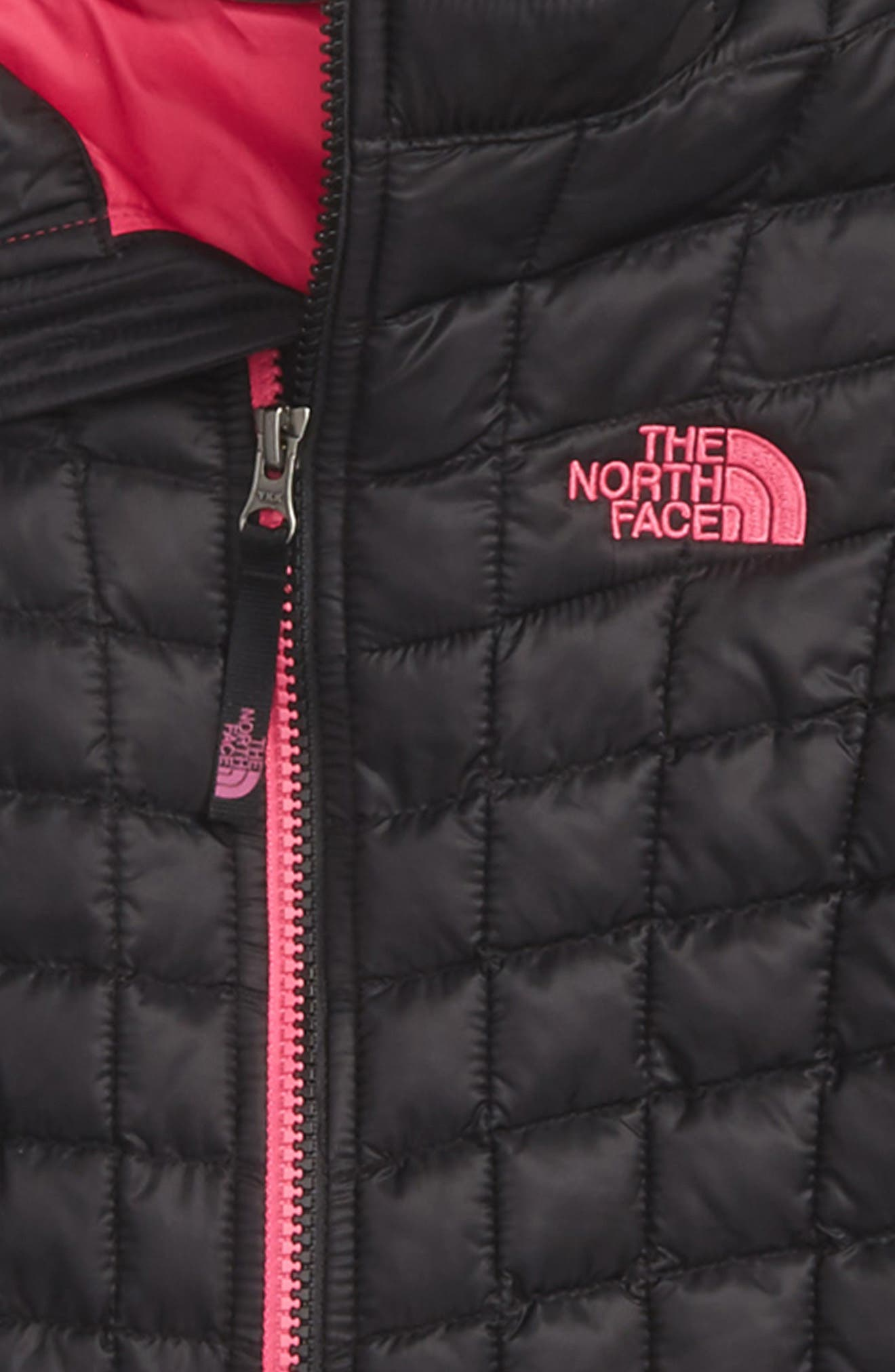 ThermoBall<sup>™</sup> PrimaLoft<sup>®</sup> Quilted Jacket,                             Alternate thumbnail 2, color,                             001
