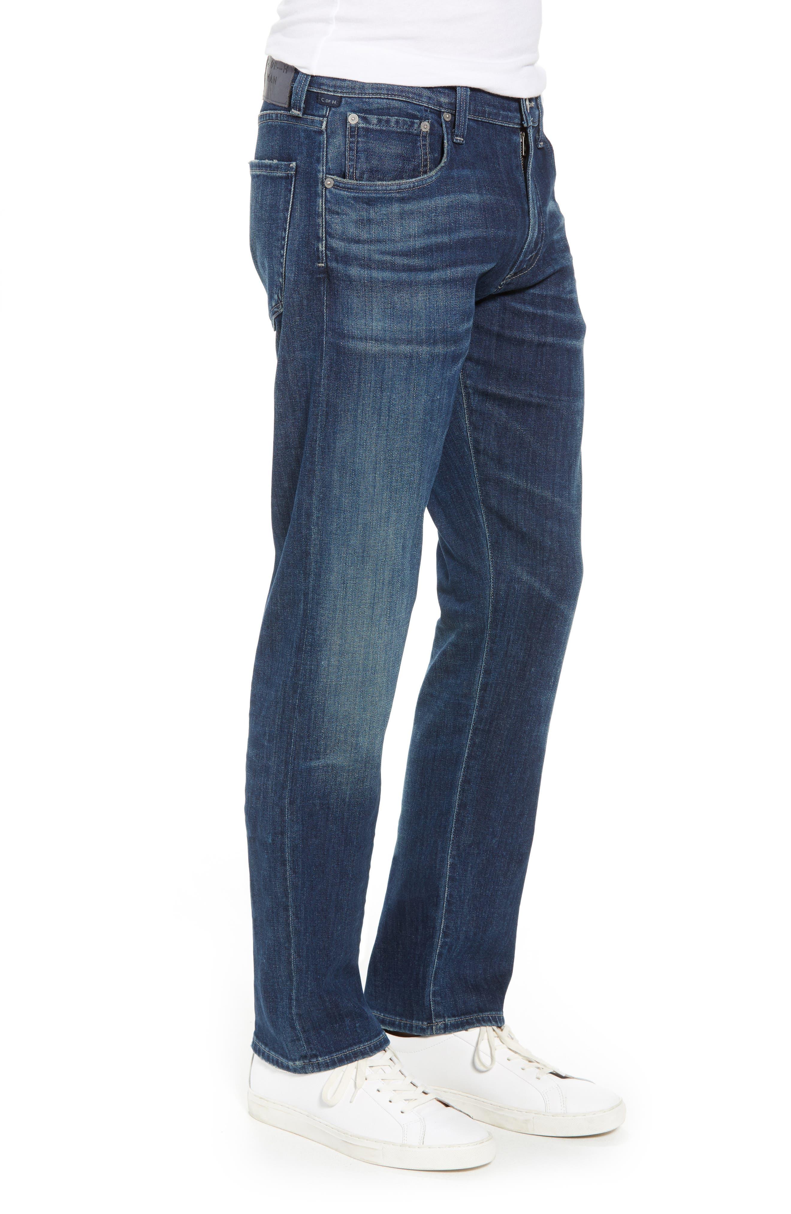 Core Slim Fit Jeans,                             Alternate thumbnail 3, color,                             ARENA