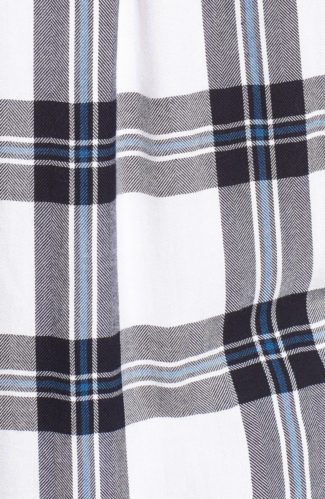 Hunter Plaid Shirt,                             Alternate thumbnail 644, color,