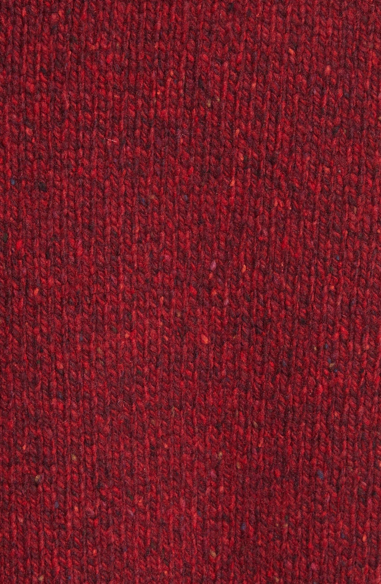 Destroyed Crewneck Sweater,                             Alternate thumbnail 5, color,                             600