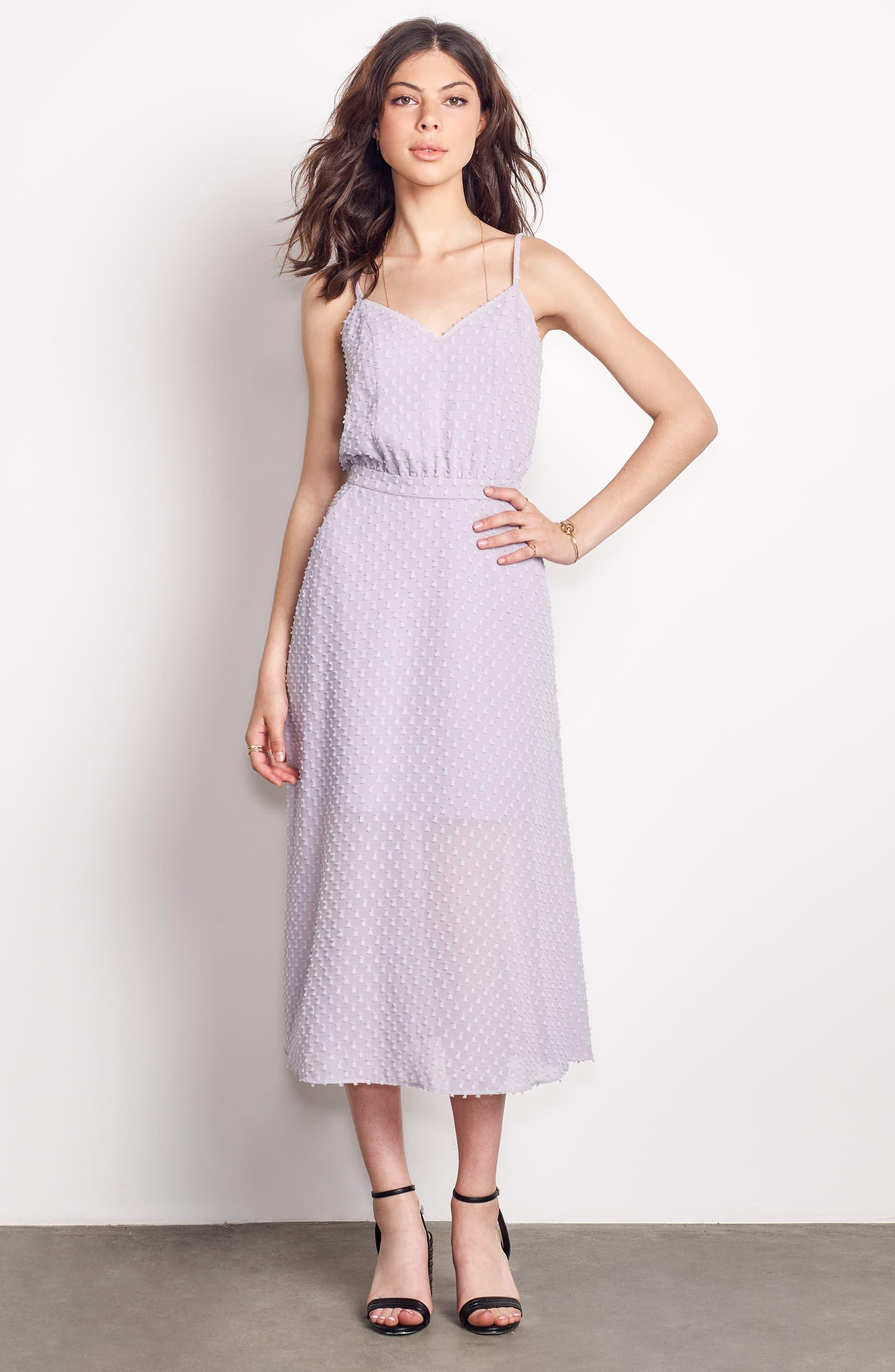 Bisou Bisou Midi Dress,                             Alternate thumbnail 7, color,                             020