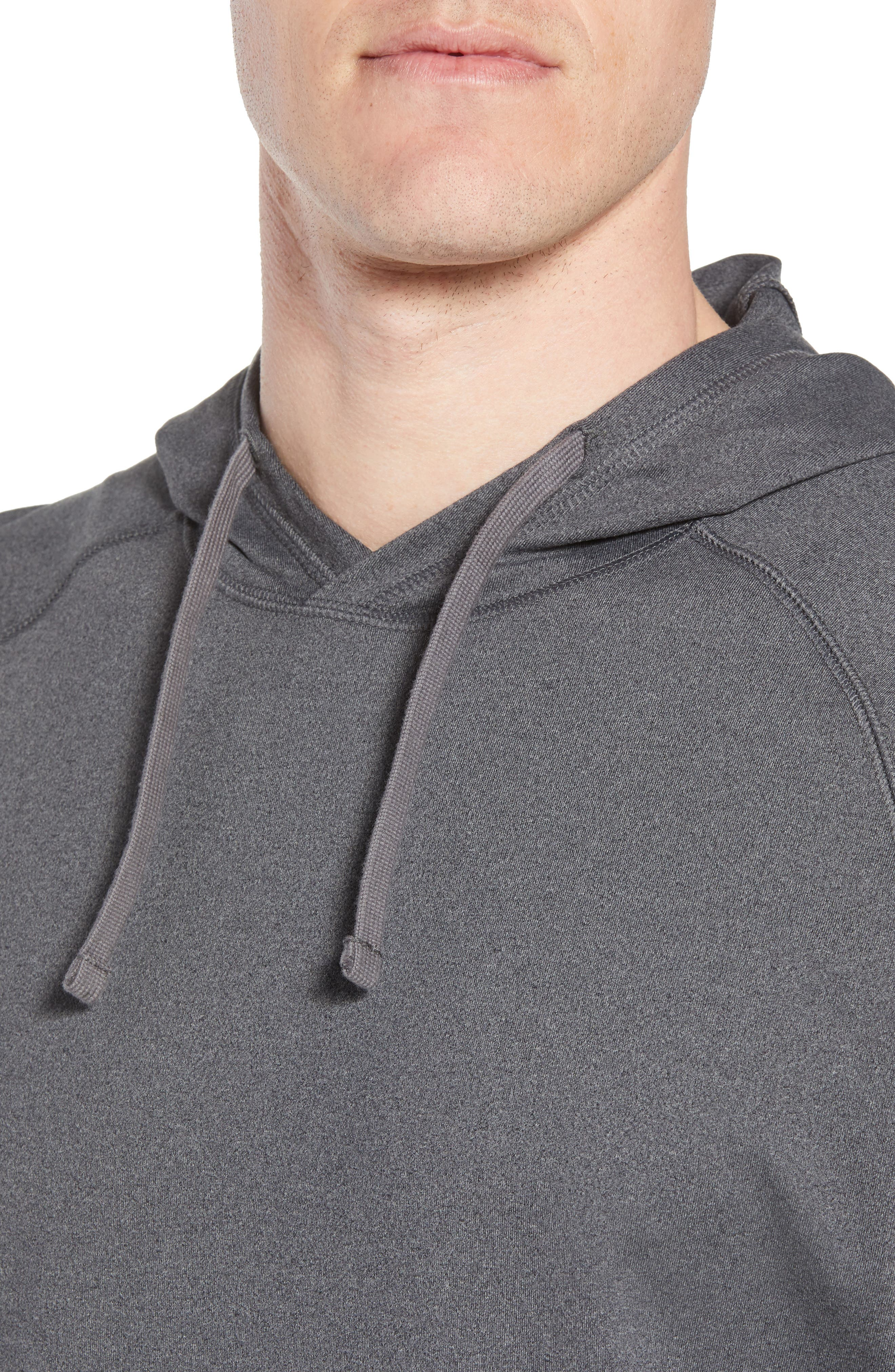 Active Sleeveless Hoodie,                             Alternate thumbnail 4, color,                             021