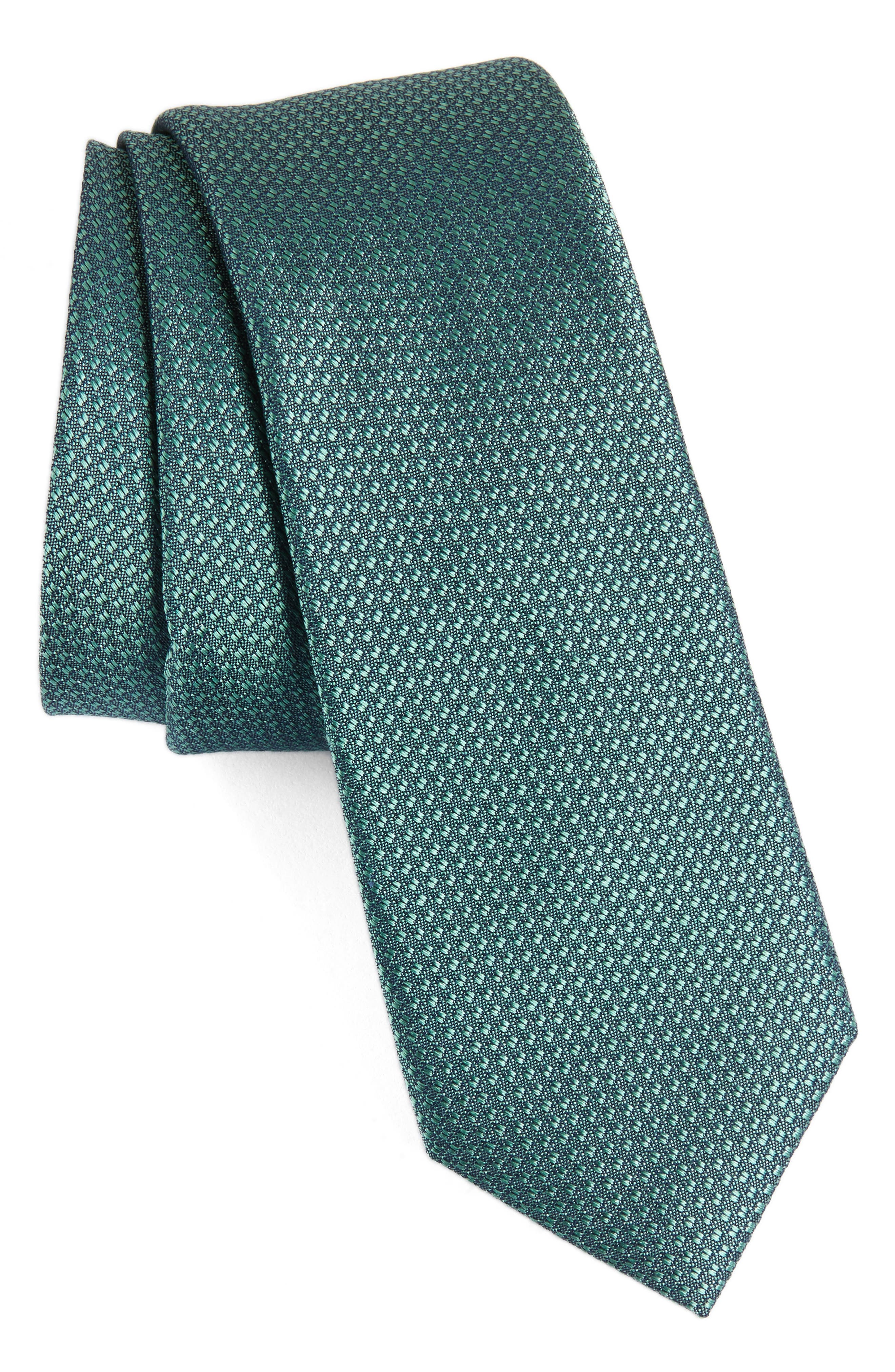 Seattle Textured Silk Tie,                             Main thumbnail 29, color,
