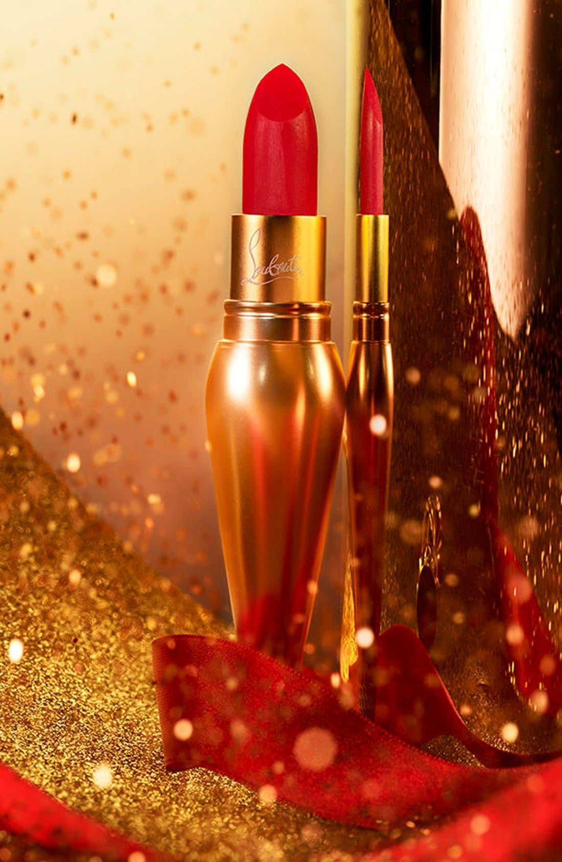 Rouge Louboutin Velvet Matte Lip Colour,                             Alternate thumbnail 42, color,