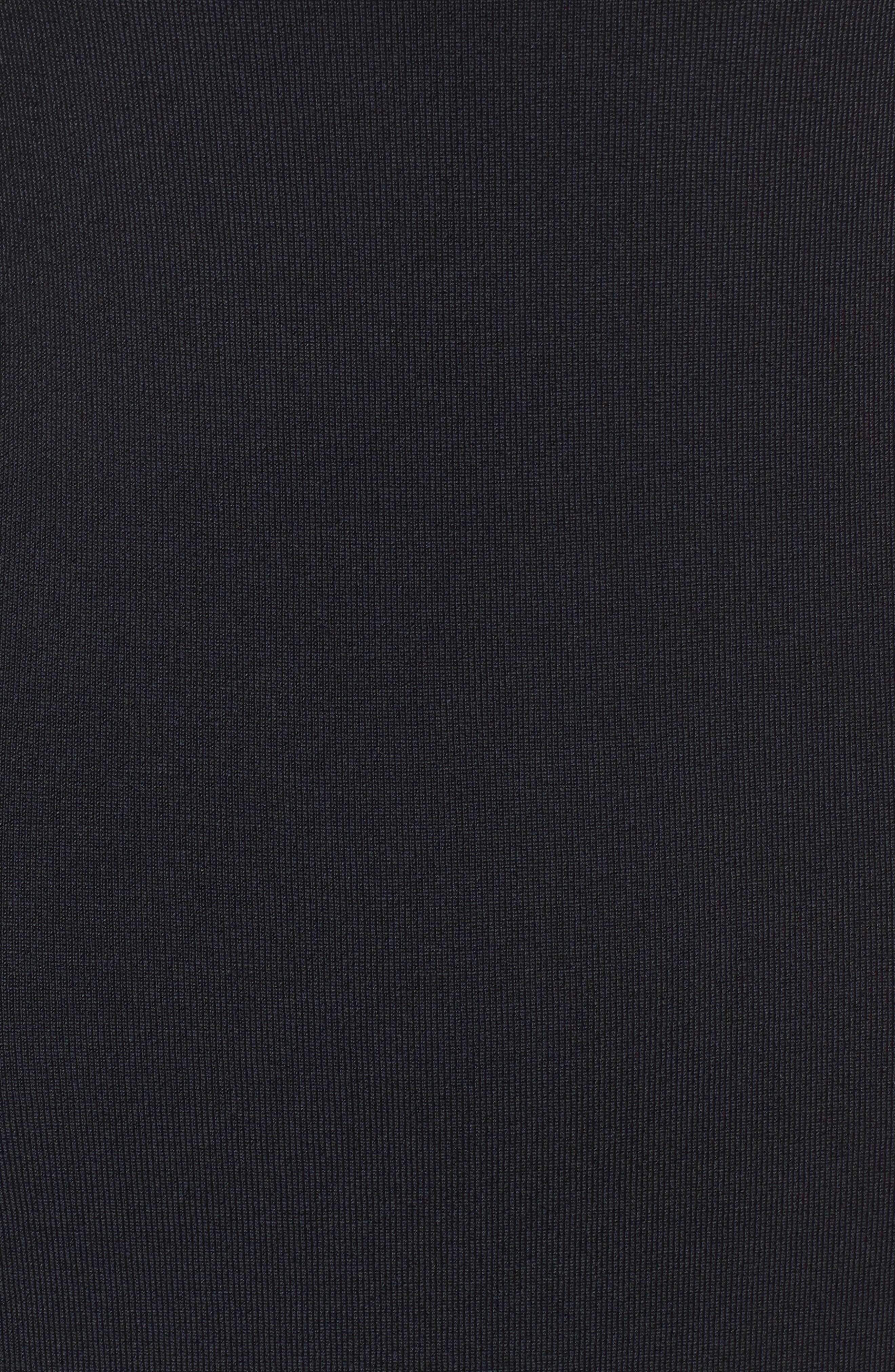 Sleeveless Mock Neck Knit Dress,                             Alternate thumbnail 35, color,