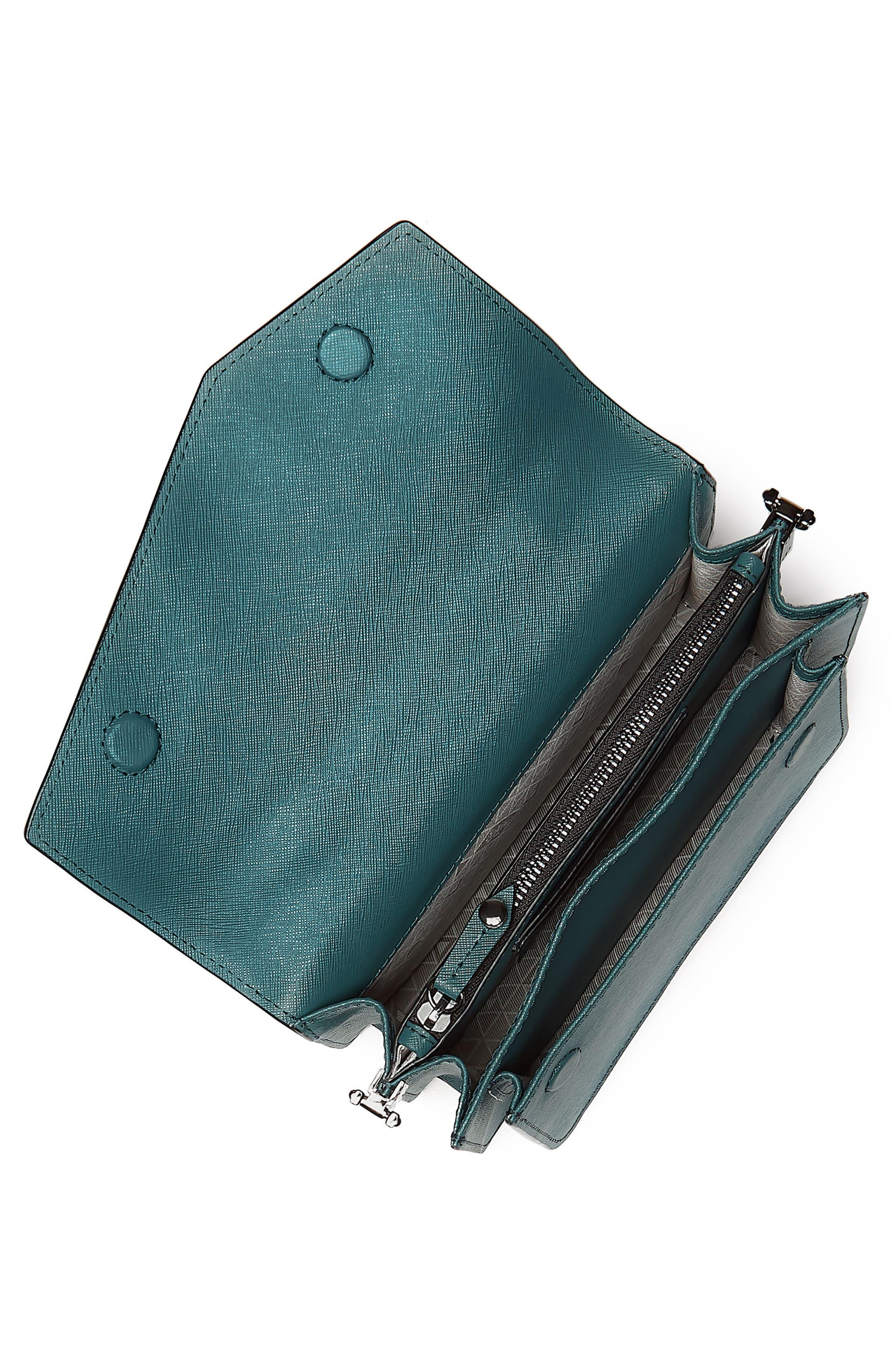 Cobble Hill Leather Crossbody Bag,                             Alternate thumbnail 60, color,