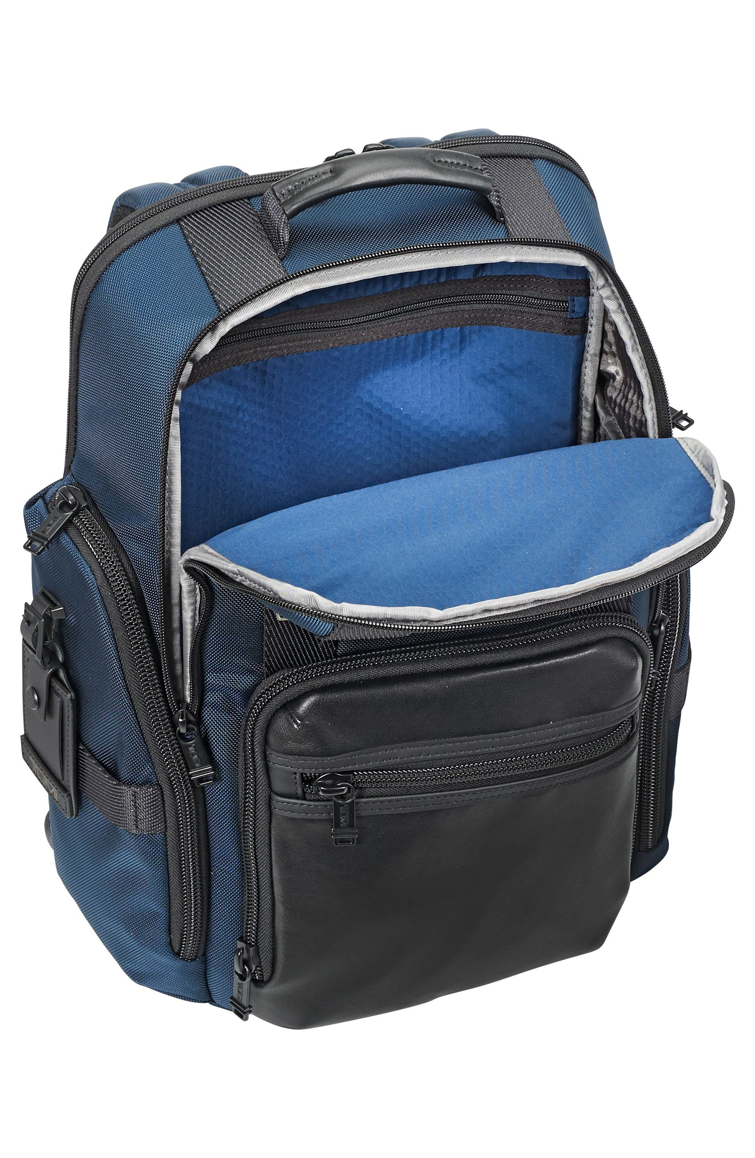 Alpha Bravo - Sheppard Deluxe Backpack,                             Alternate thumbnail 5, color,                             415