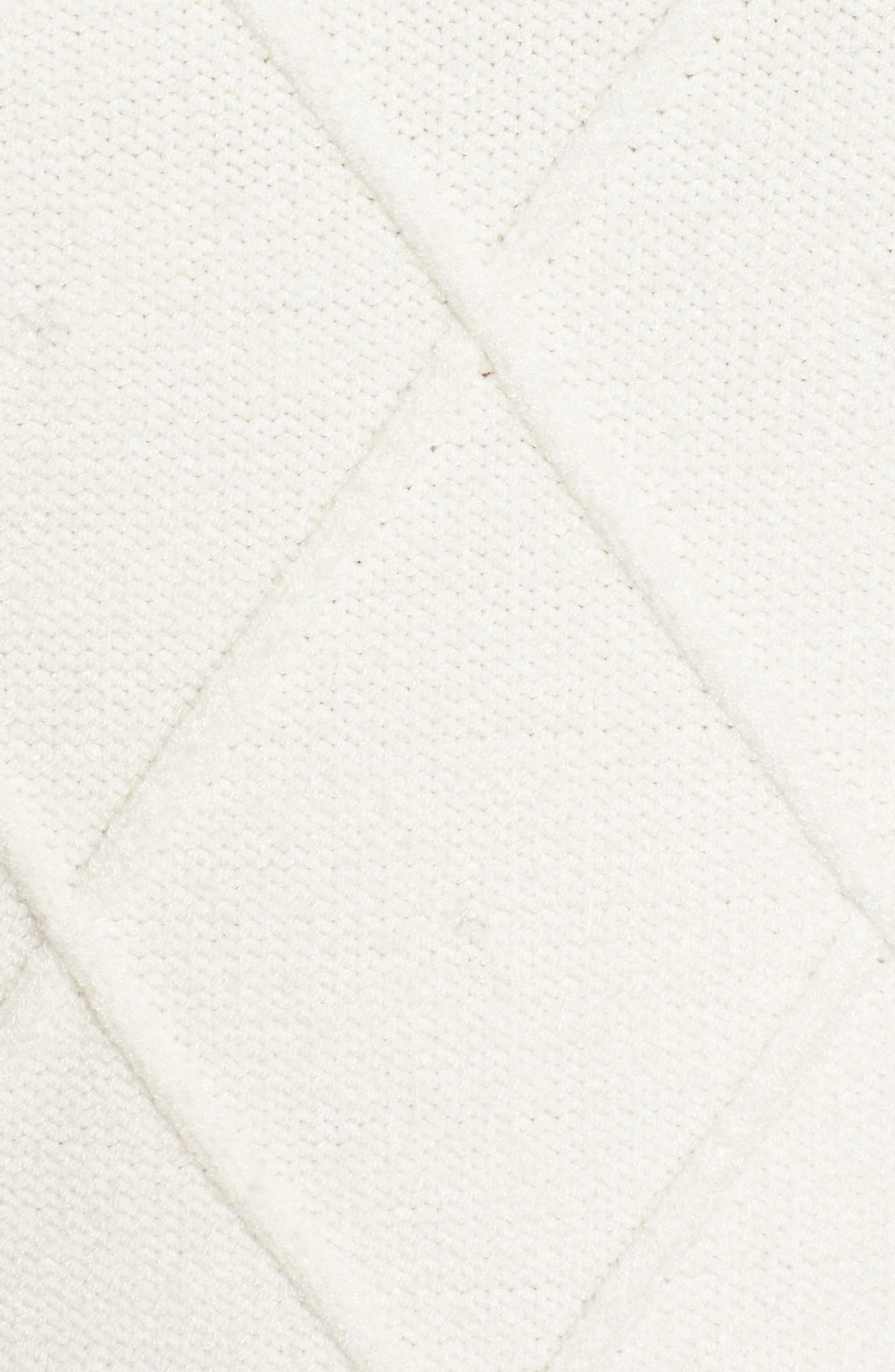 Argyle Dot Sweater,                             Alternate thumbnail 5, color,                             130