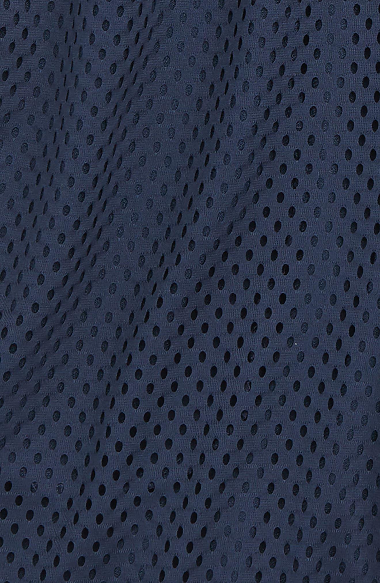 Mesh Court Shorts,                             Alternate thumbnail 4, color,