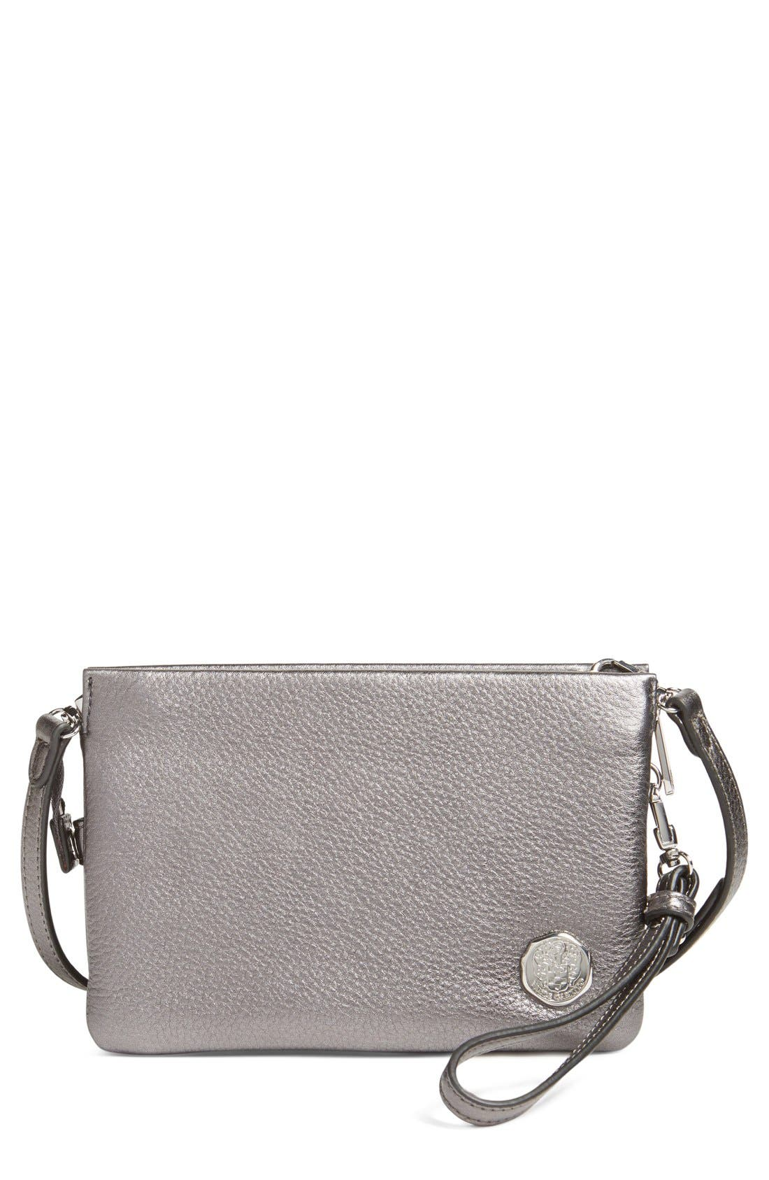 'Cami' Leather Crossbody Bag,                             Main thumbnail 5, color,