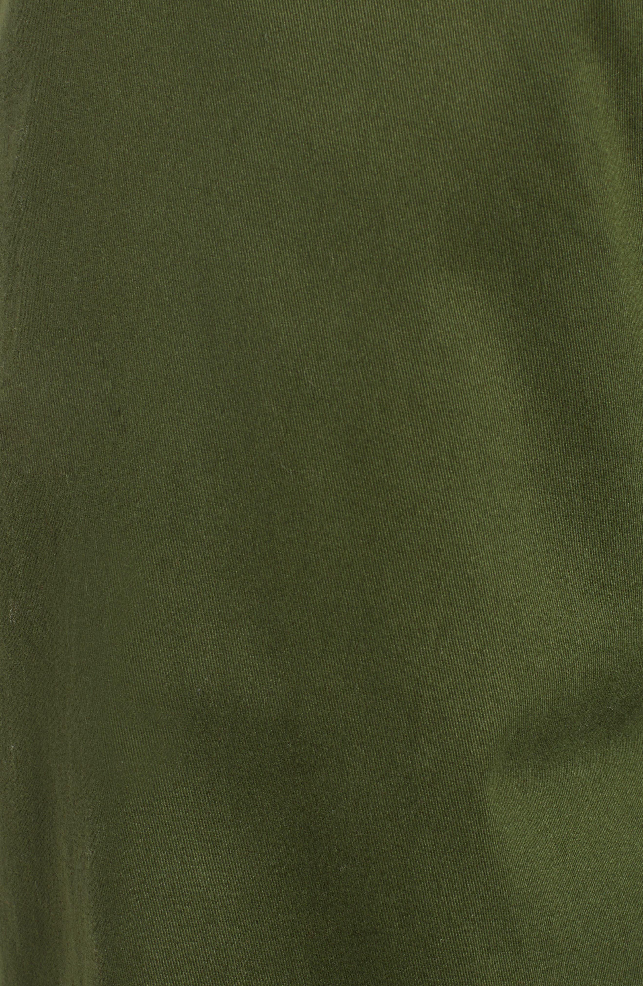 I.AM.GIA Cobain Pants,                             Alternate thumbnail 5, color,                             OLIVE