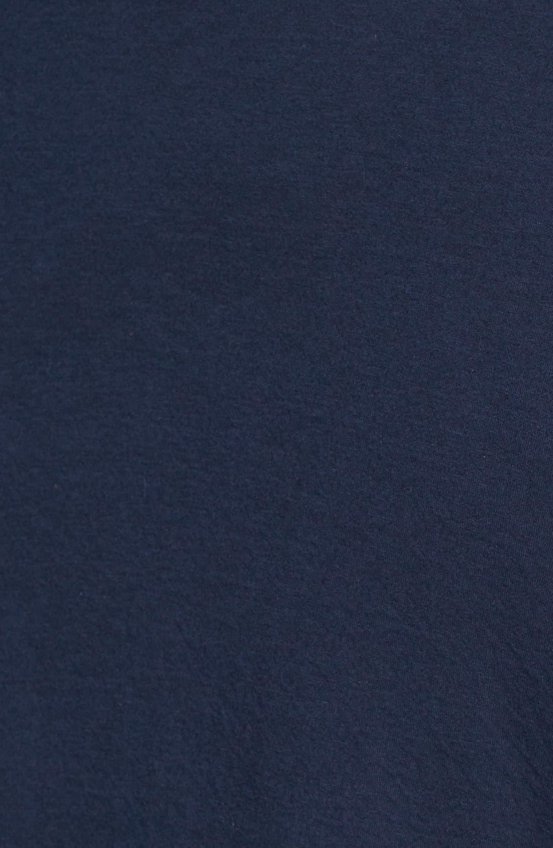 Long Sleeve Crewneck T-Shirt,                             Alternate thumbnail 18, color,