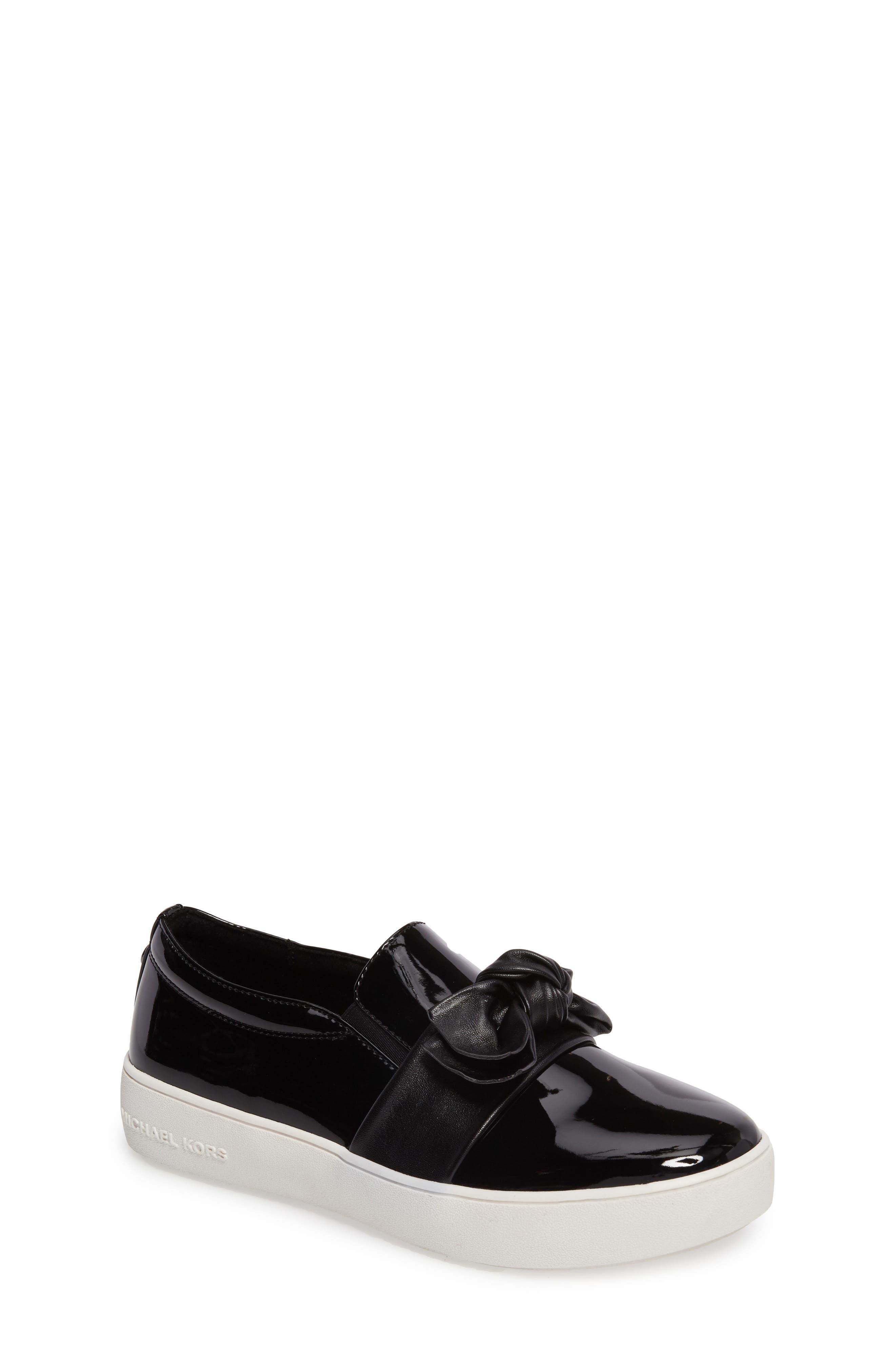 Maven Poppy Knotted Slip-On Sneaker,                             Main thumbnail 1, color,
