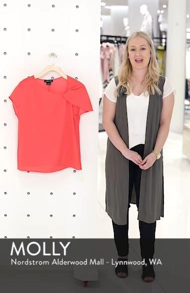 Asymmetrical Shoulder Top, sales video thumbnail