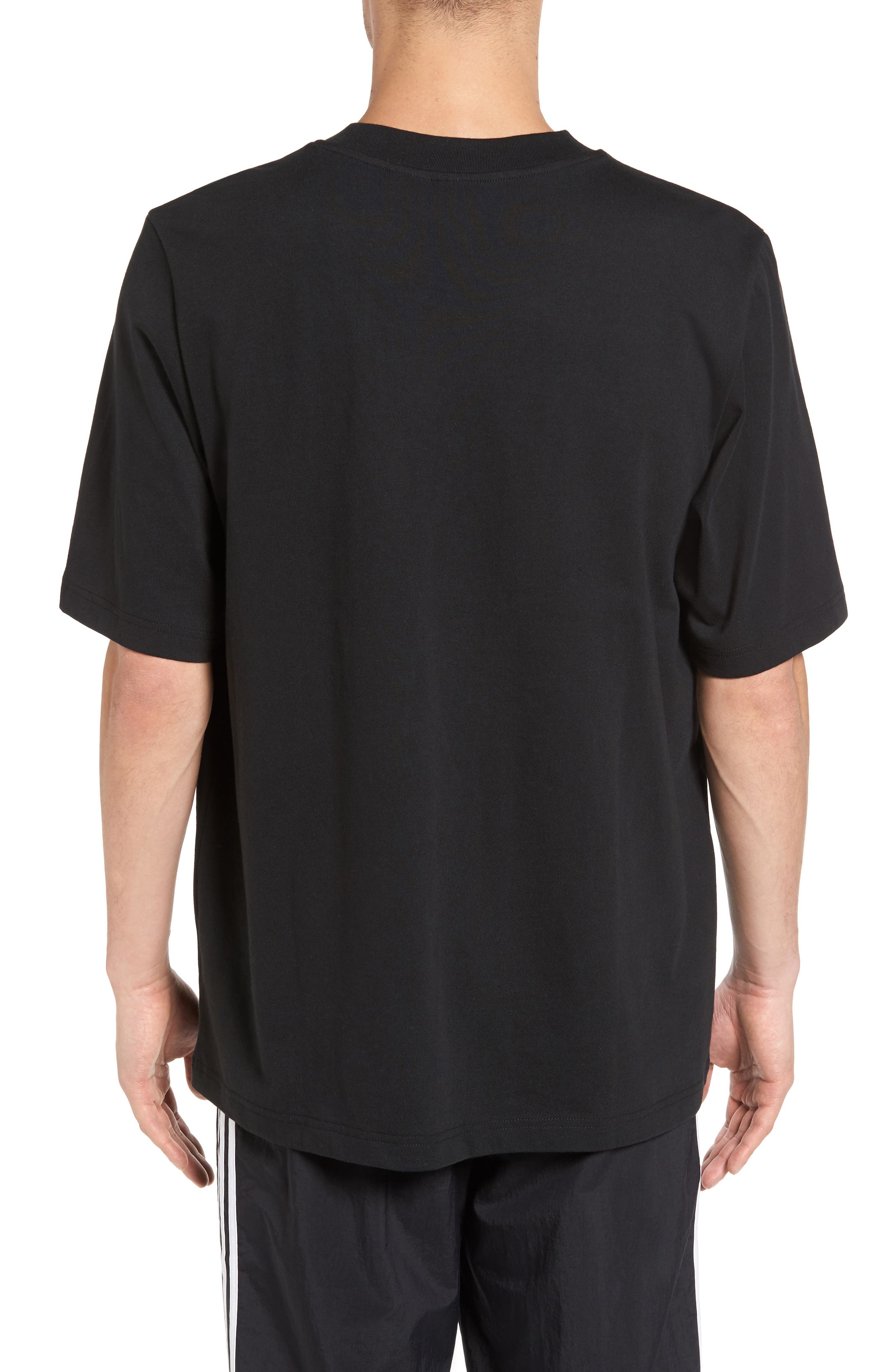 AC Boxy Oversize T-Shirt,                             Main thumbnail 1, color,                             001