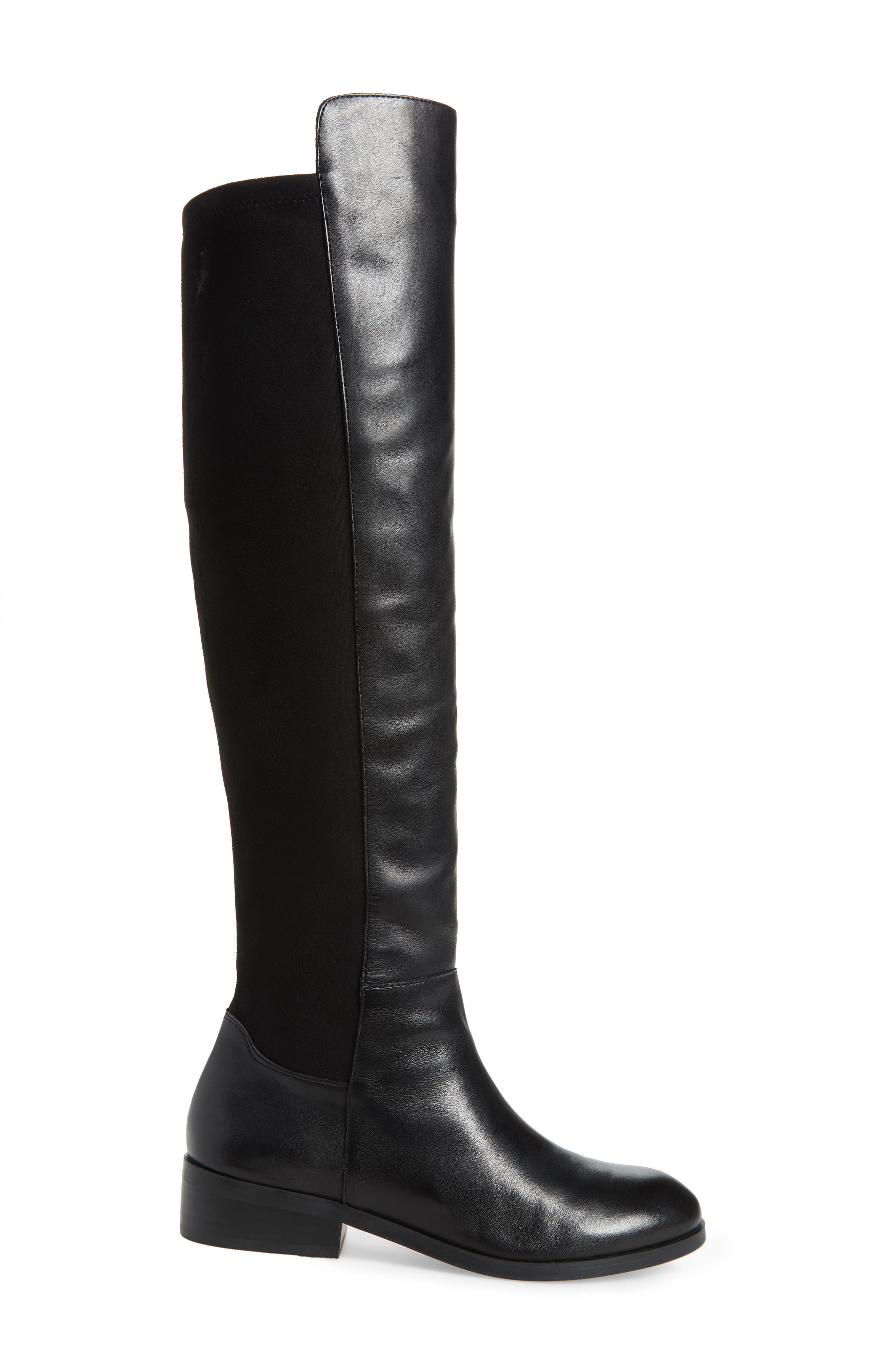 Calypso Over the Knee Boot,                             Alternate thumbnail 3, color,                             001