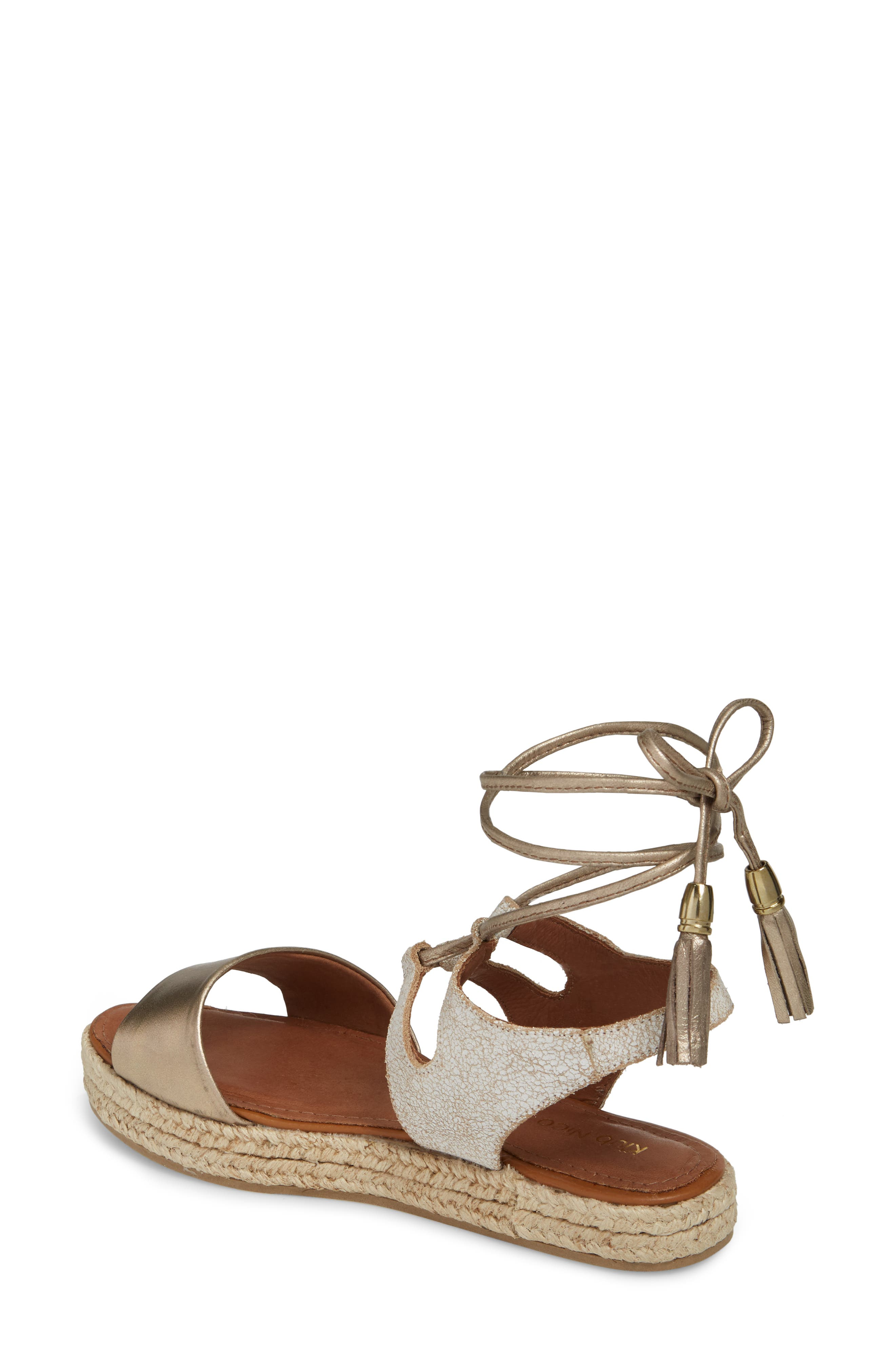 Erika Espadrille Sandal,                             Alternate thumbnail 2, color,                             042