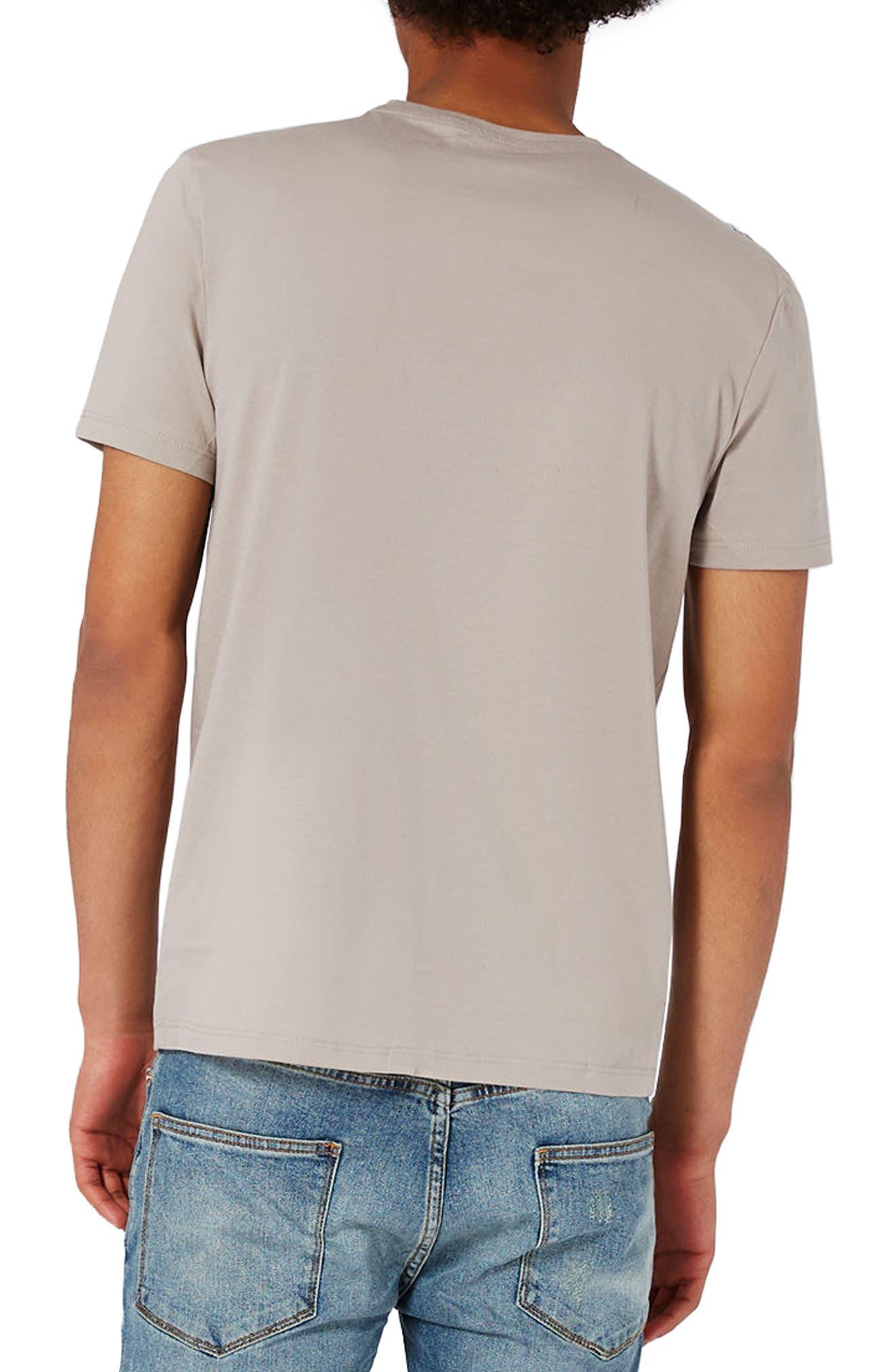 Slim Fit Crewneck T-Shirt,                             Alternate thumbnail 99, color,